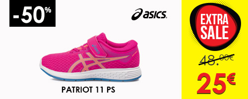 ASICS PATRIOT 11 PS -50%