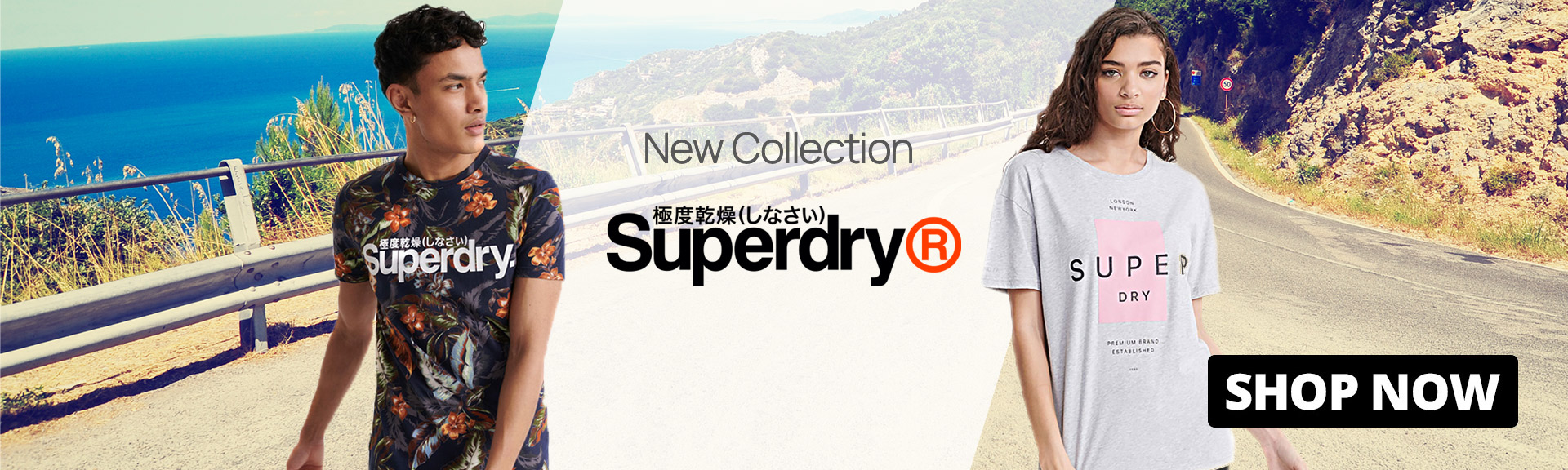 Superdry New Collection