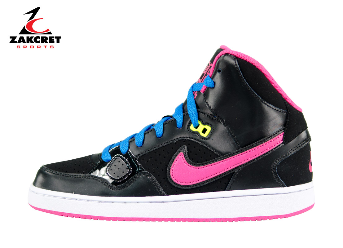 ΜΟΔΑΣ NIKE SON OF FORCE MID 616372[HOL] Μαύρο