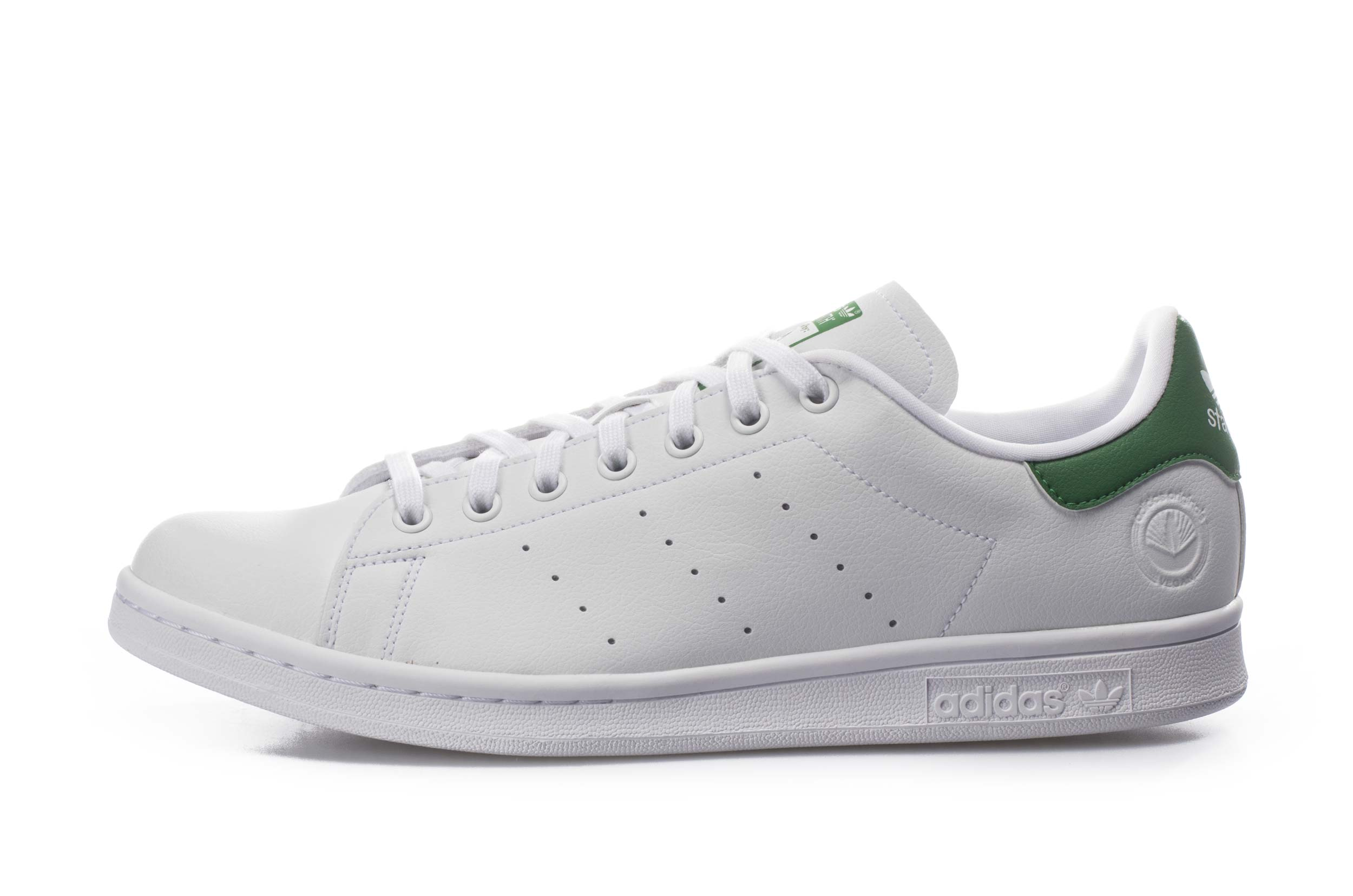 adidas Originals STAN SMITH VEGAN FU9612 Λευκό