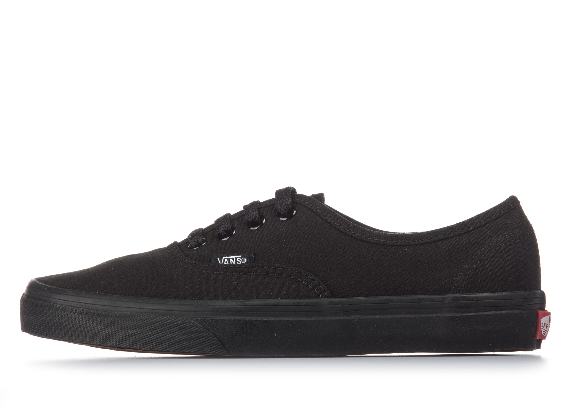 VANS UA AUTHENTIC VEE3BKA-BKA Μαύρο