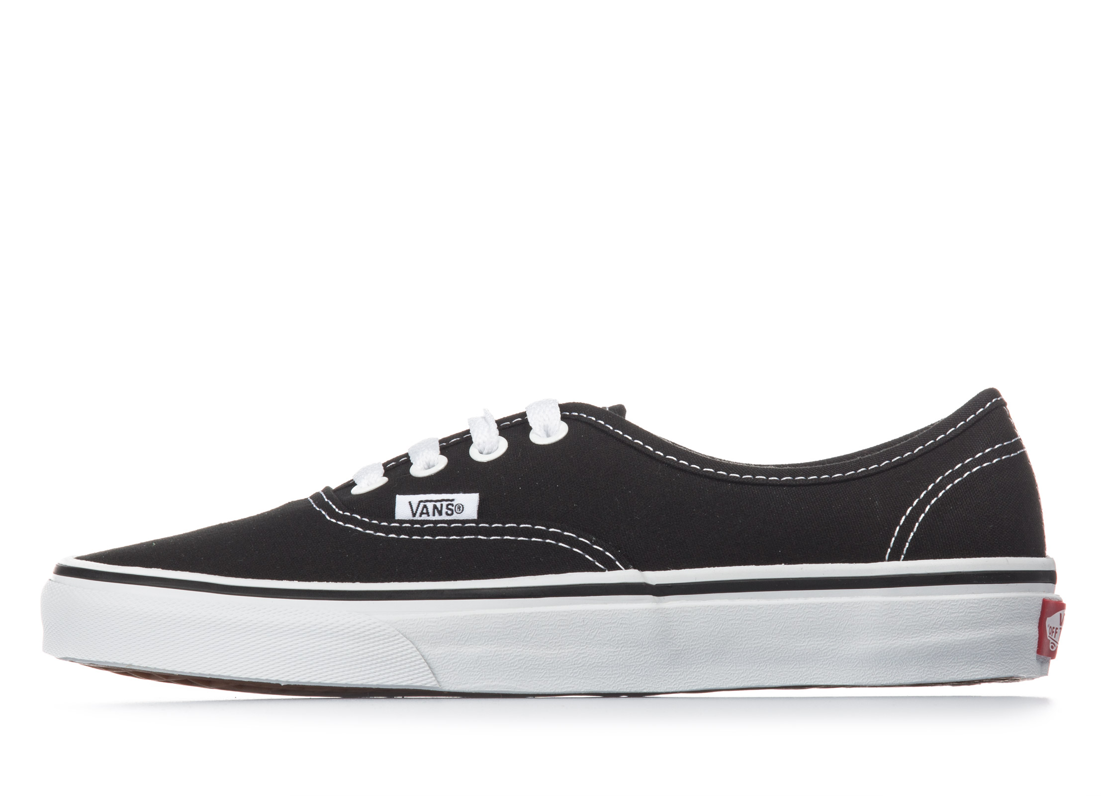 VANS UA AUTHENTIC VEE3BLK-BLK Μαύρο
