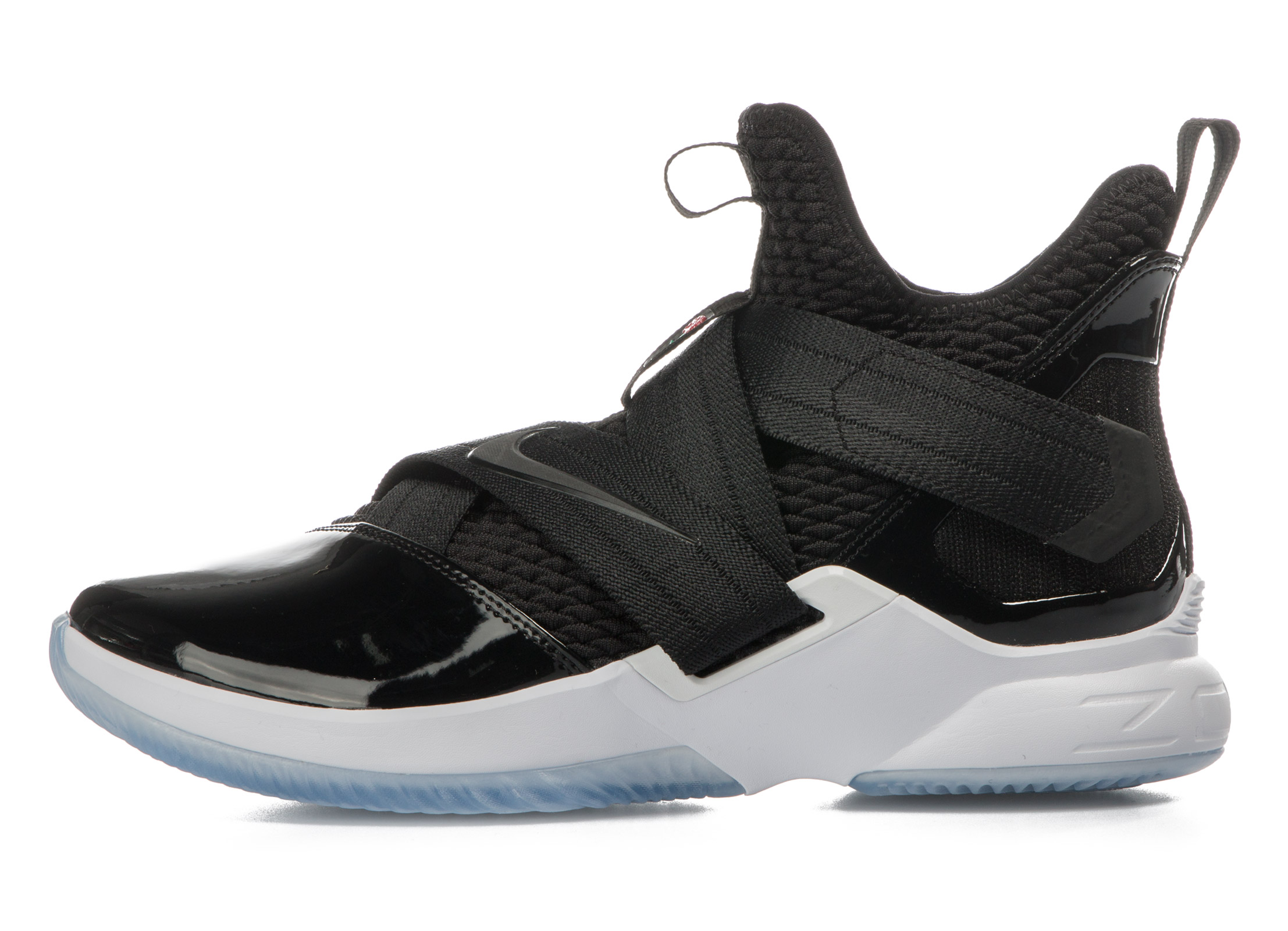 NIKE LEBRON SOLDIER XII SFG AO4054-005 Μαύρο
