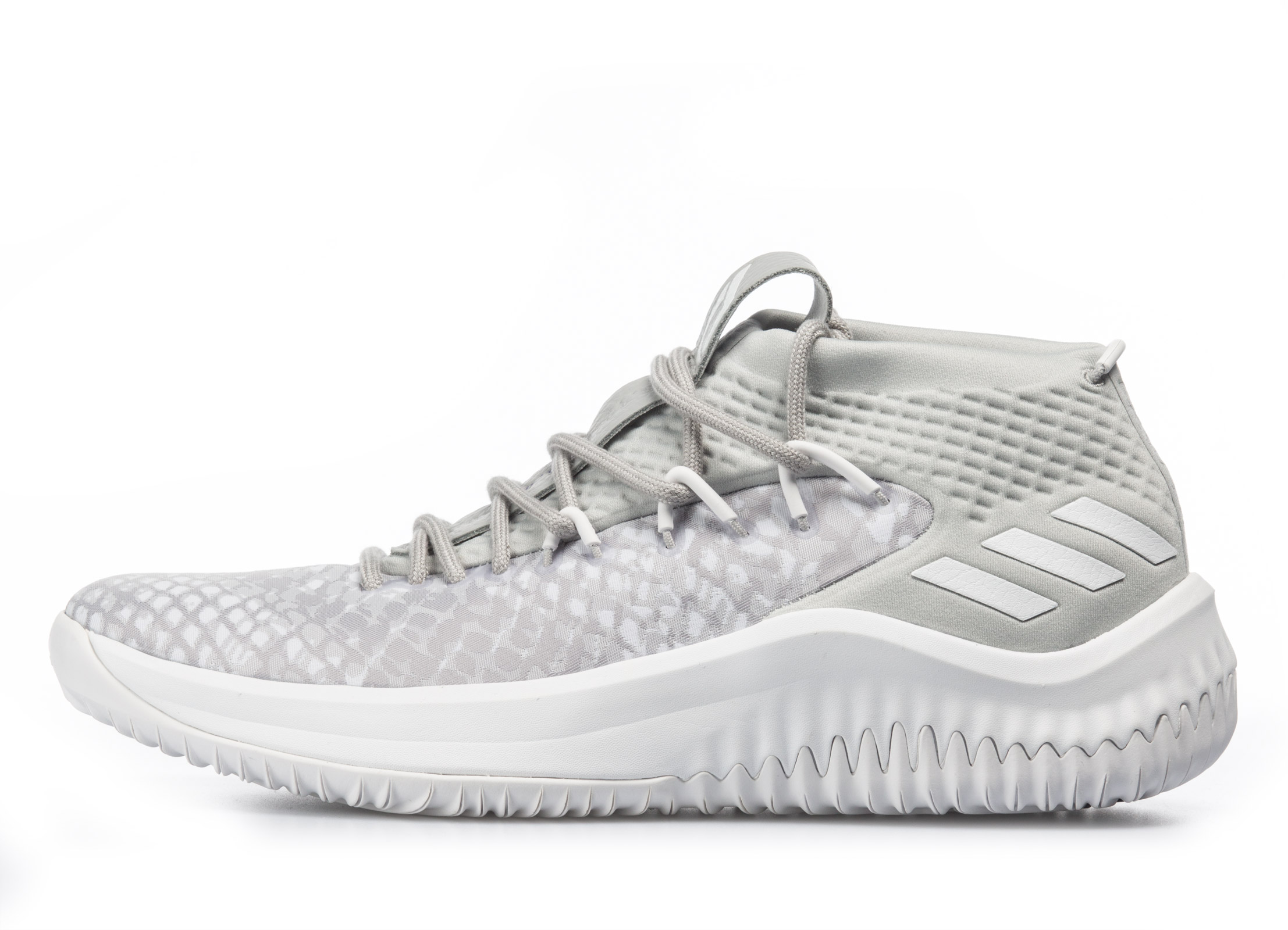 adidas Performance DAME 4 BY4495 Γκρί