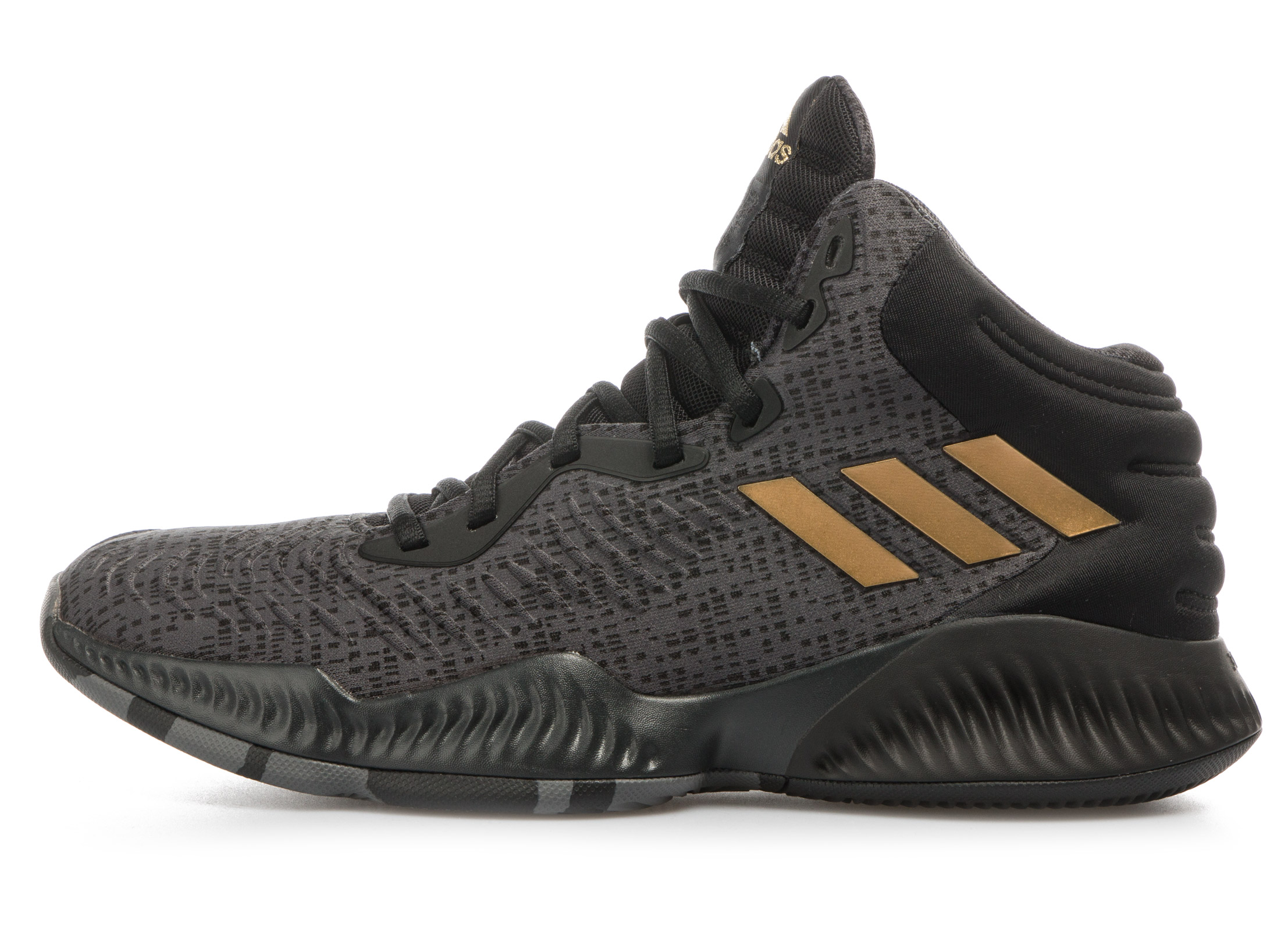 adidas Performance MAD BOUNCE 2018 B41870 Μαύρο