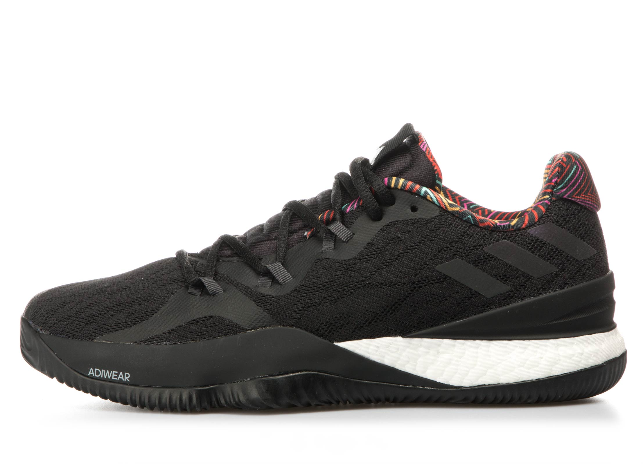 adidas Performance CRAZY LIGHT BOOST 2018 B43799 Μαύρο