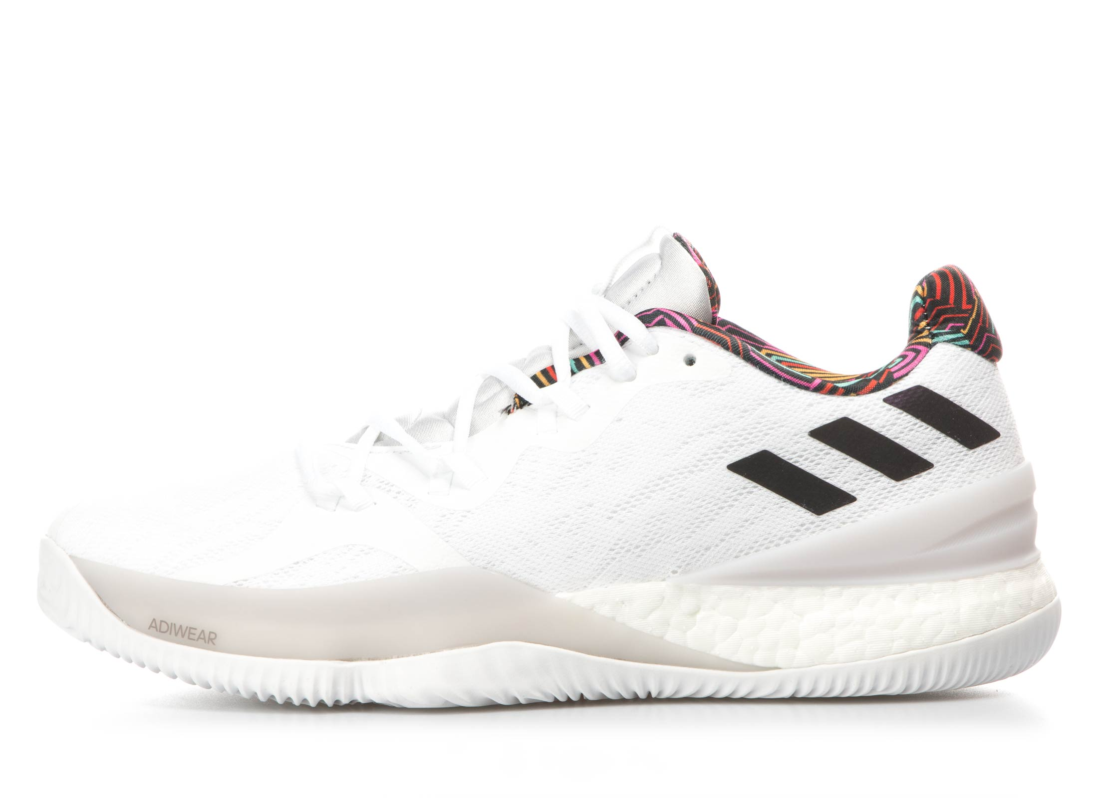 adidas Performance CRAZY LIGHT BOOST 2018 BB7157 Λευκό