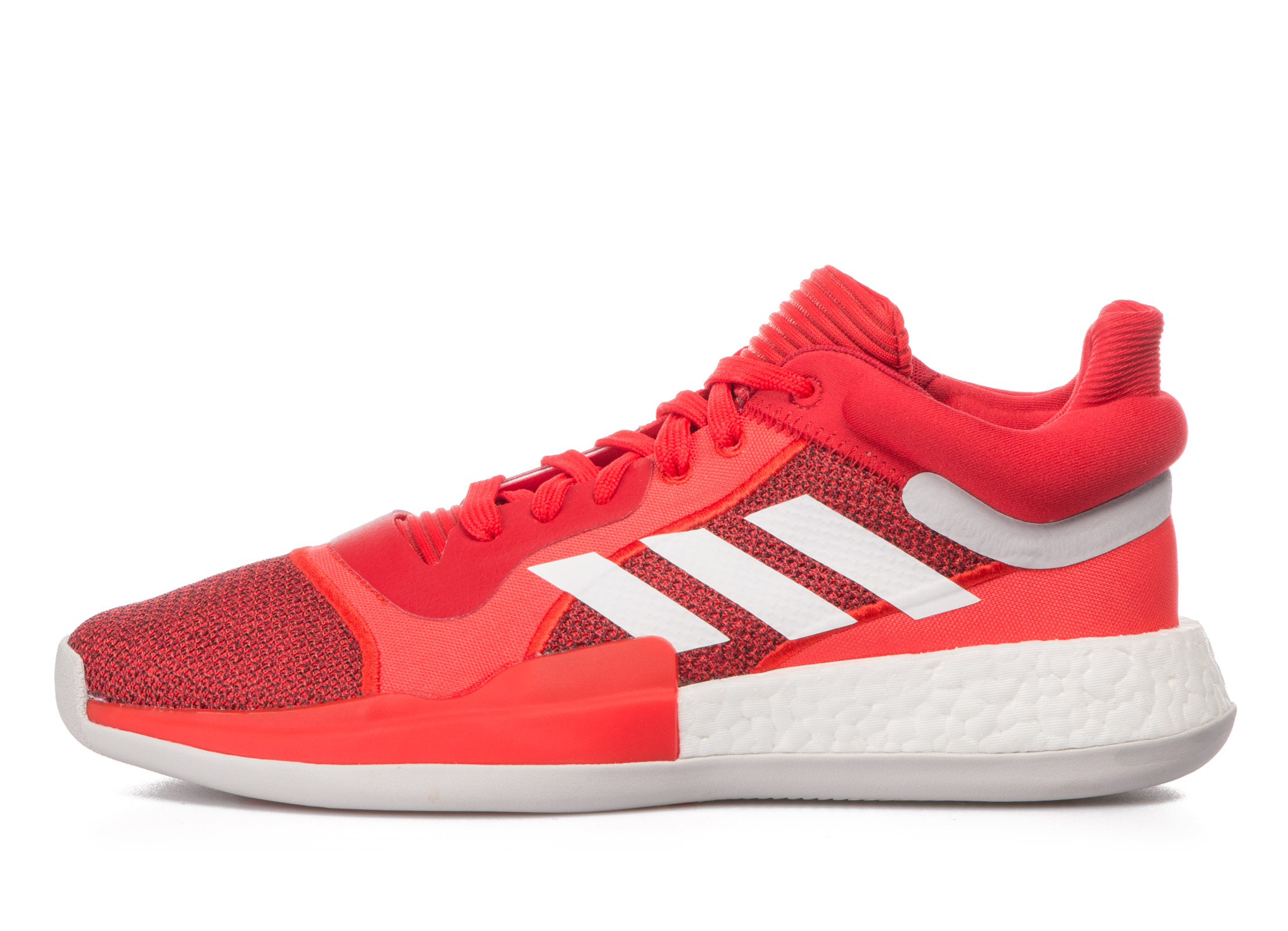 adidas Performance MARQUEE BOOST LOW F36305 Κόκκινο