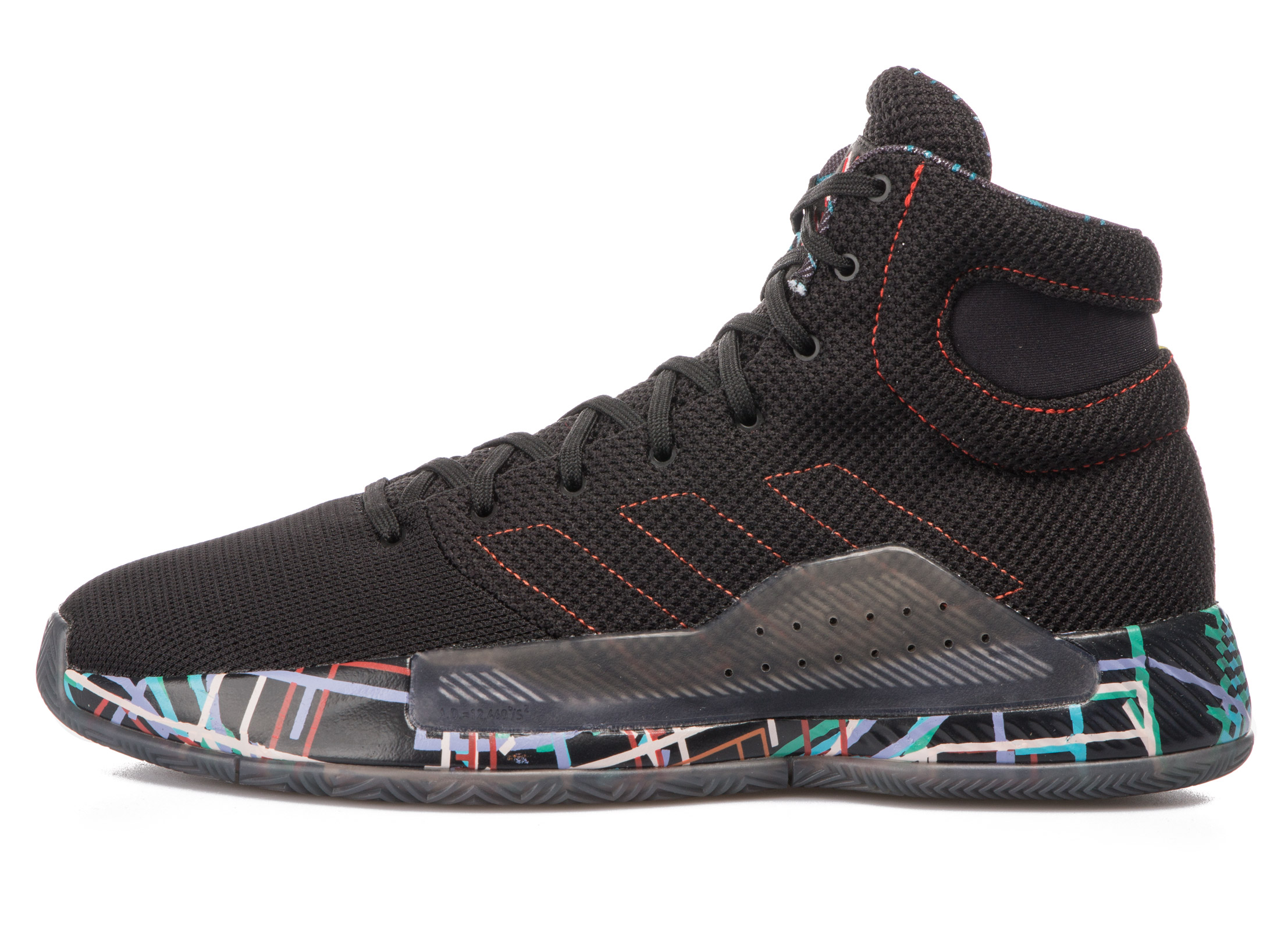 adidas Performance PRO BOUNCE 2 MADNESS G27764 Μαύρο