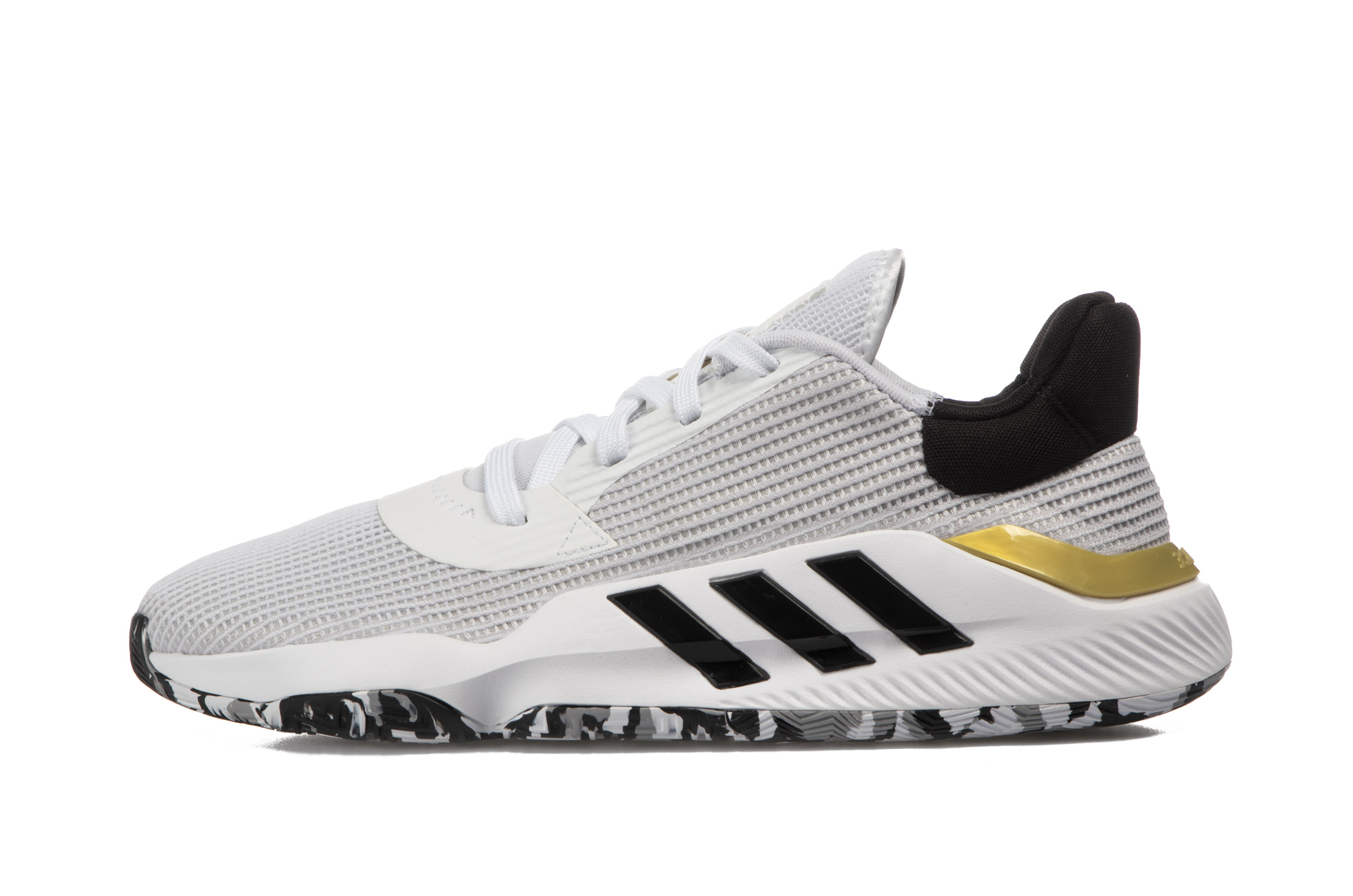 adidas Performance PRO BOUNCE 2019 LOW EF0472 Λευκό