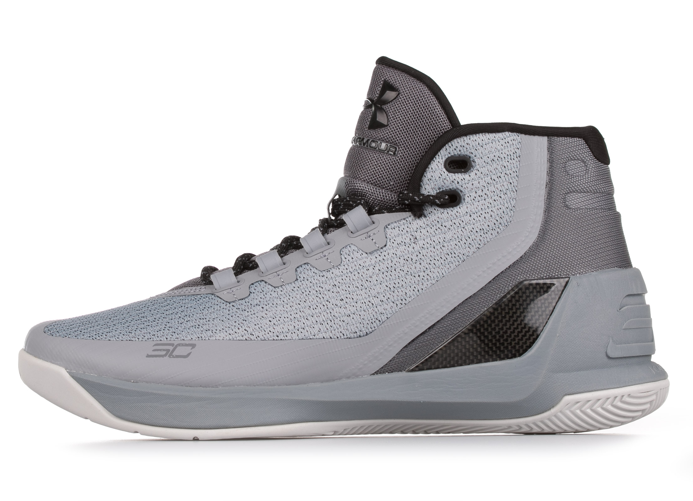 UNDER ARMOUR CURRY 3 1269279-035 Ανθρακί
