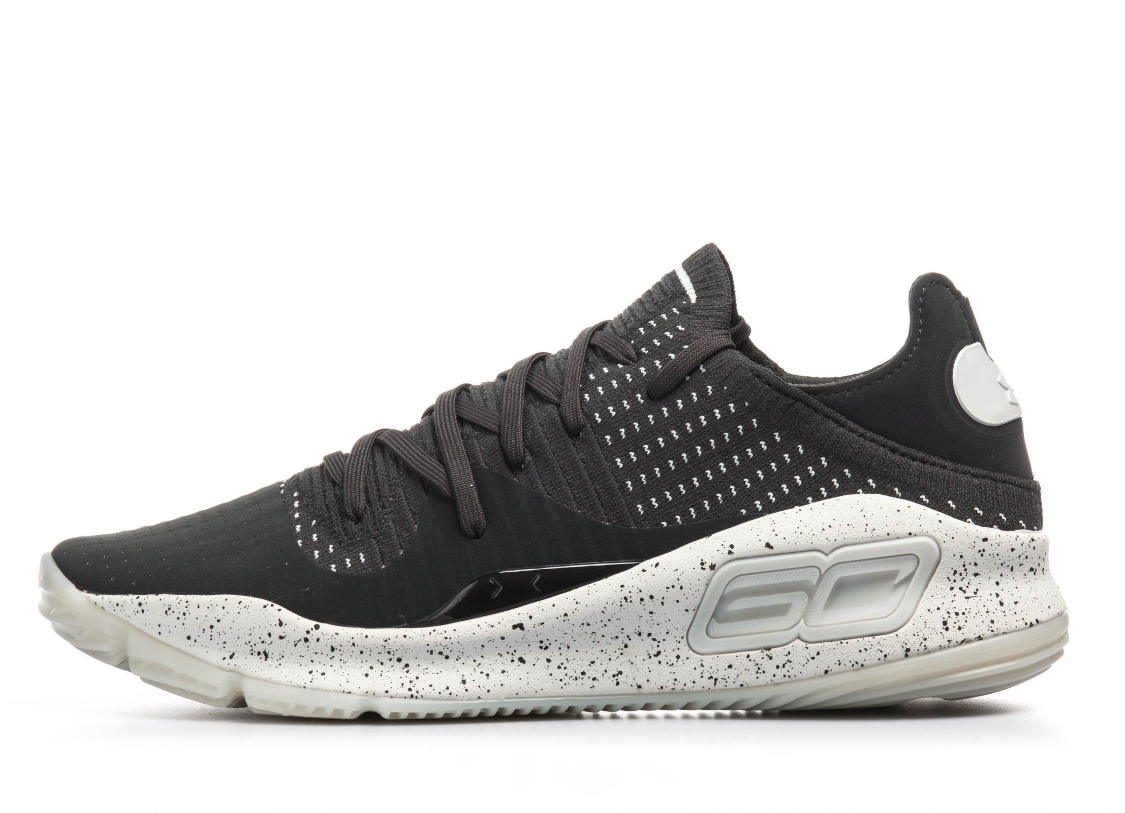 UNDER ARMOUR CURRY 4 LOW 3000083-104 Ανθρακί