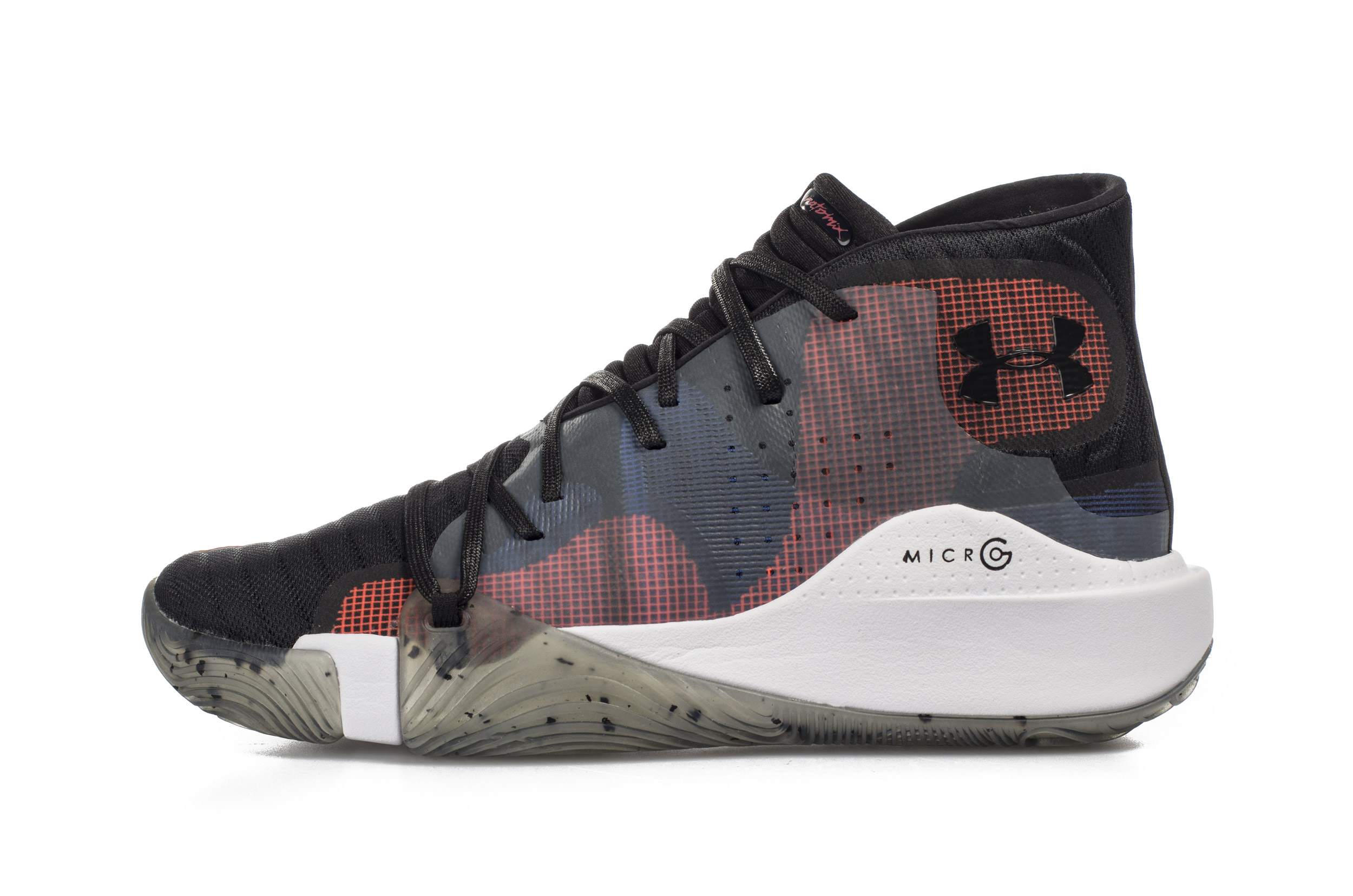 UNDER ARMOUR UA SPAWN MID 3021262-006 Πολύχρωμο