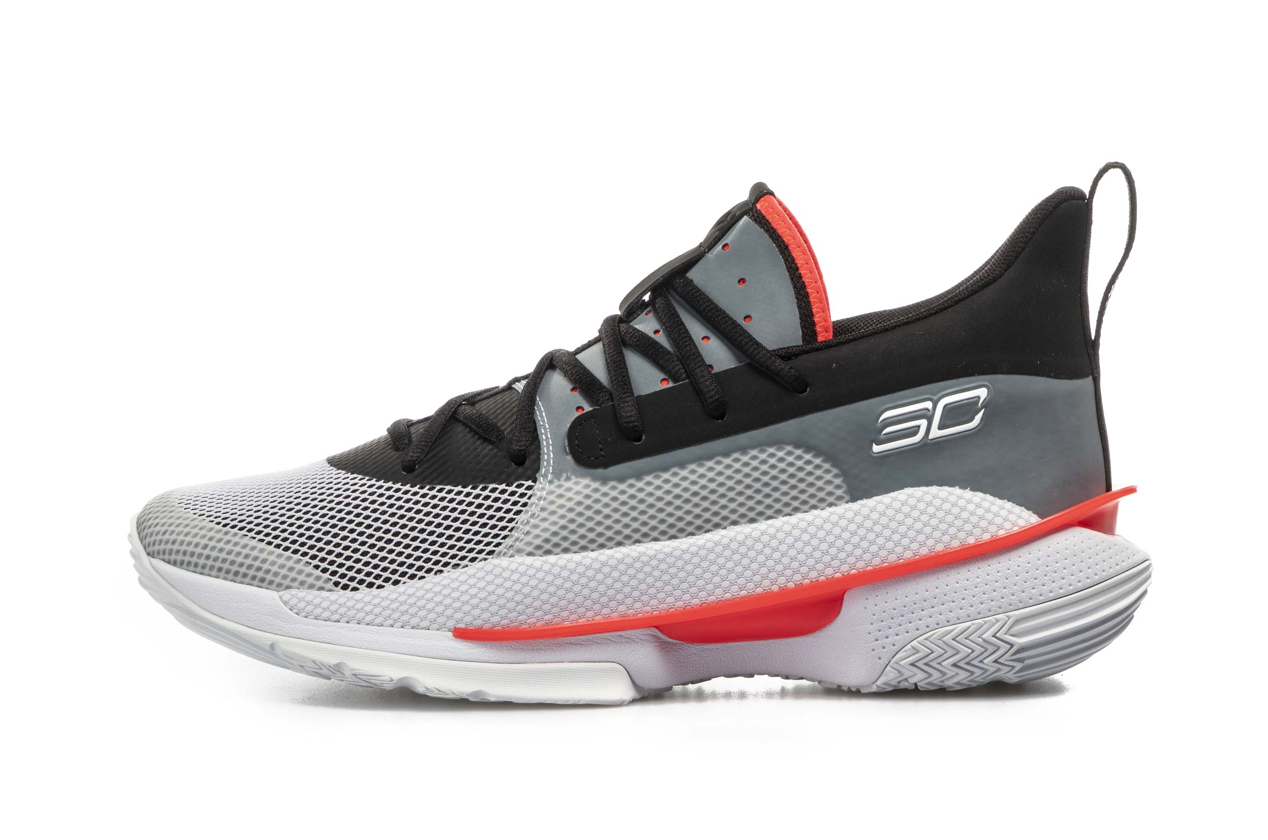 UNDER ARMOUR CURRY 7 3021258-100 Λευκό