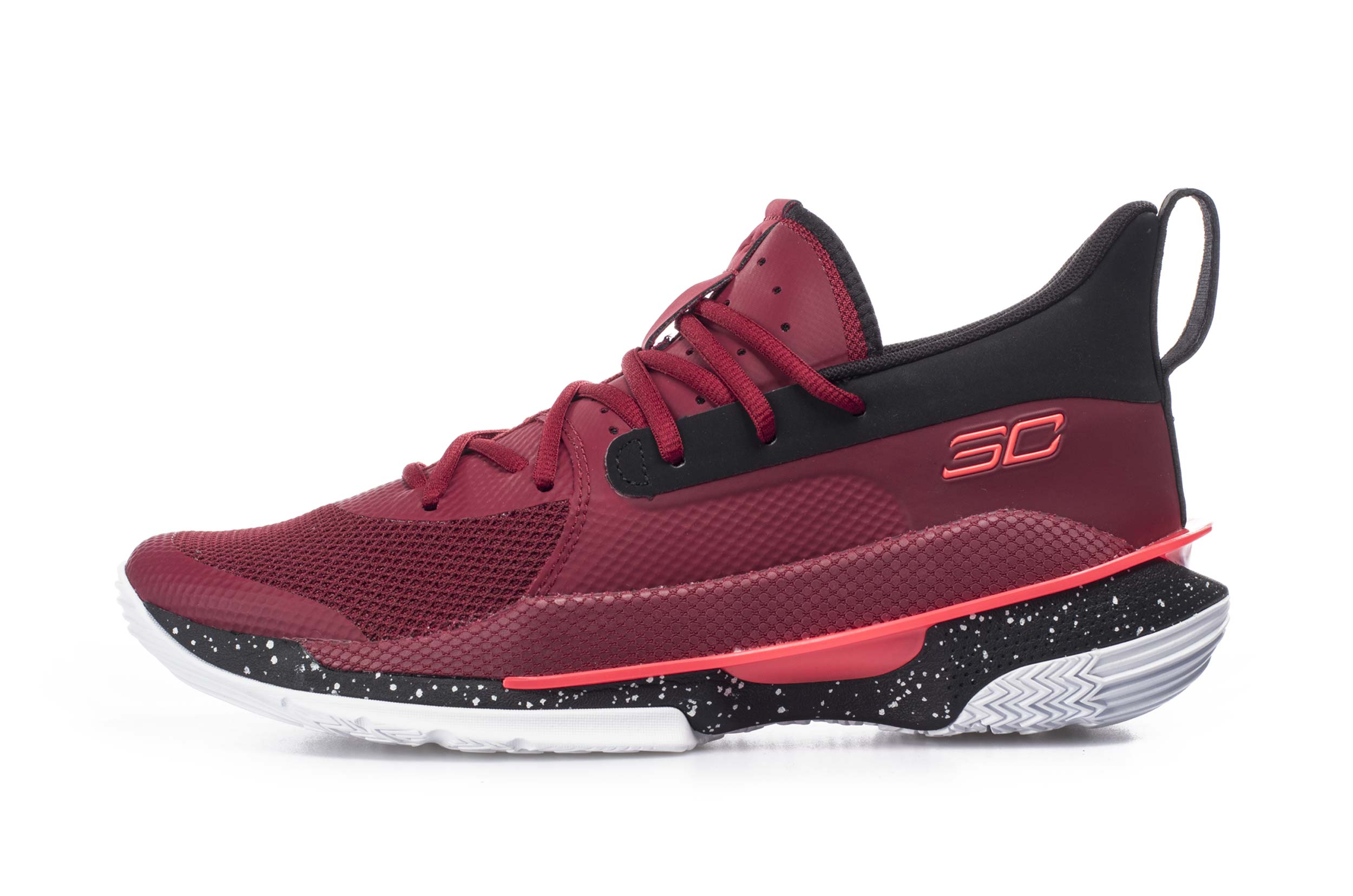 UNDER ARMOUR CURRY 7 3021258-605 Μπορντό