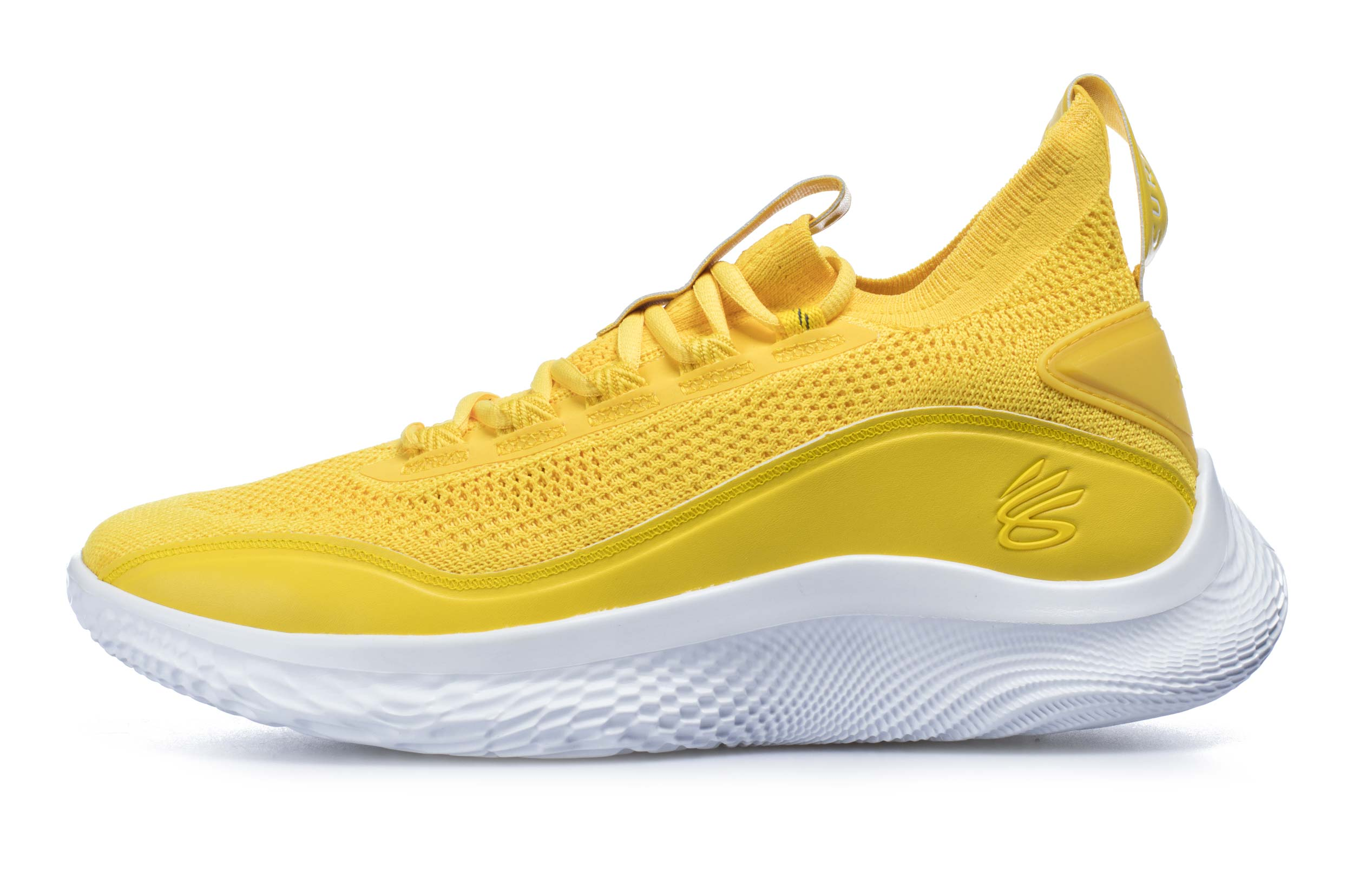 UNDER ARMOUR CURRY 8 BUTTER FLOW 3023085-701 Κίτρινο