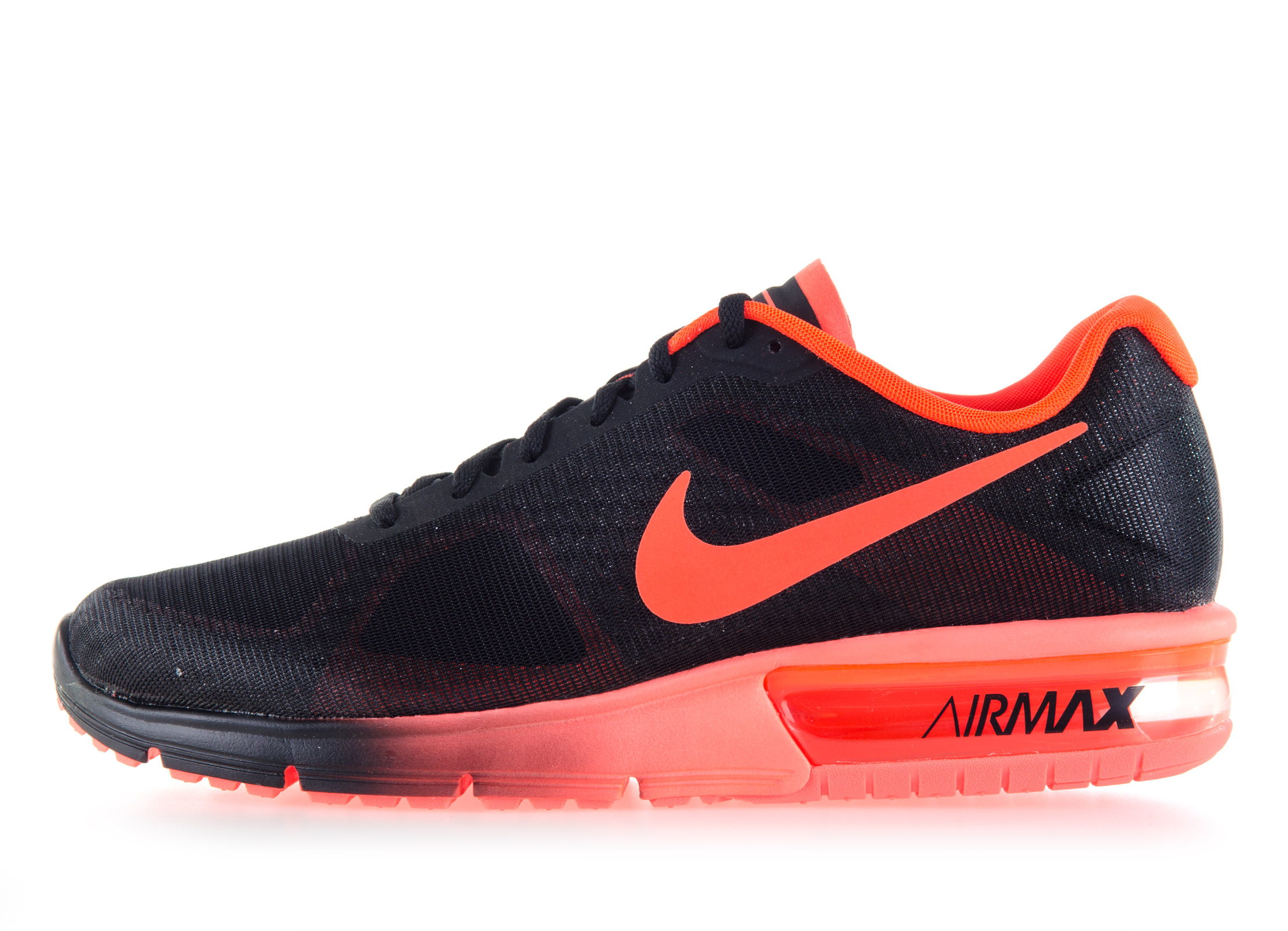 NIKE AIR MAX SEQUENT 719912 Μαύρο