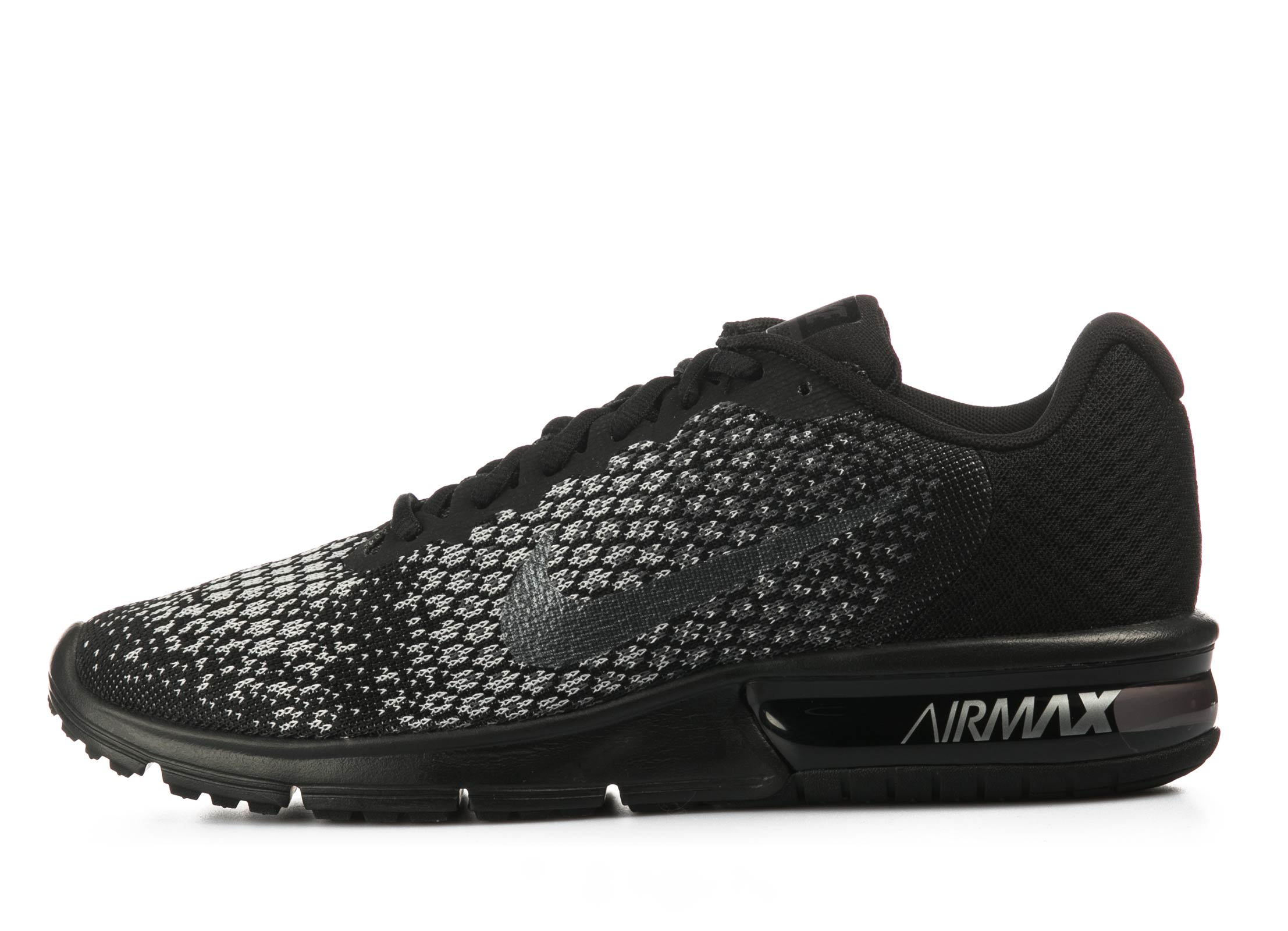 NIKE AIR MAX SEQUENT 2 852461-001 Ανθρακί