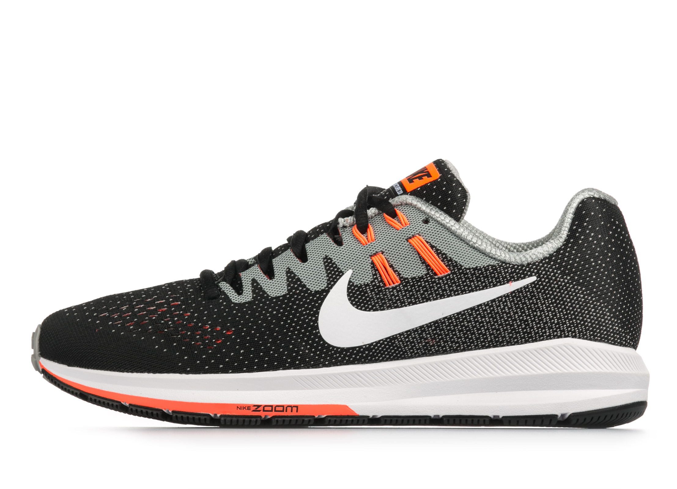 NIKE AIR ZOOM STRUCTURE 849576-005 Μαύρο