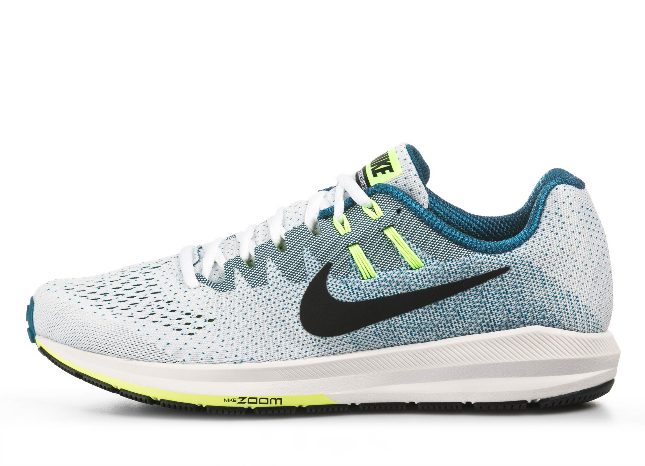 NIKE AIR ZOOM STRUCTURE 849576-100 Λευκό