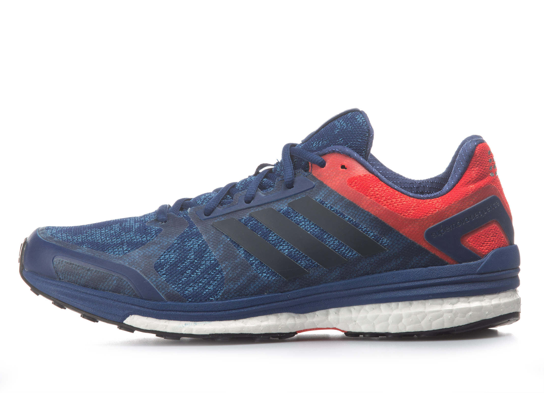 adidas Performance SUPERNOVA SEQUENCE AQ3535 Μπλε
