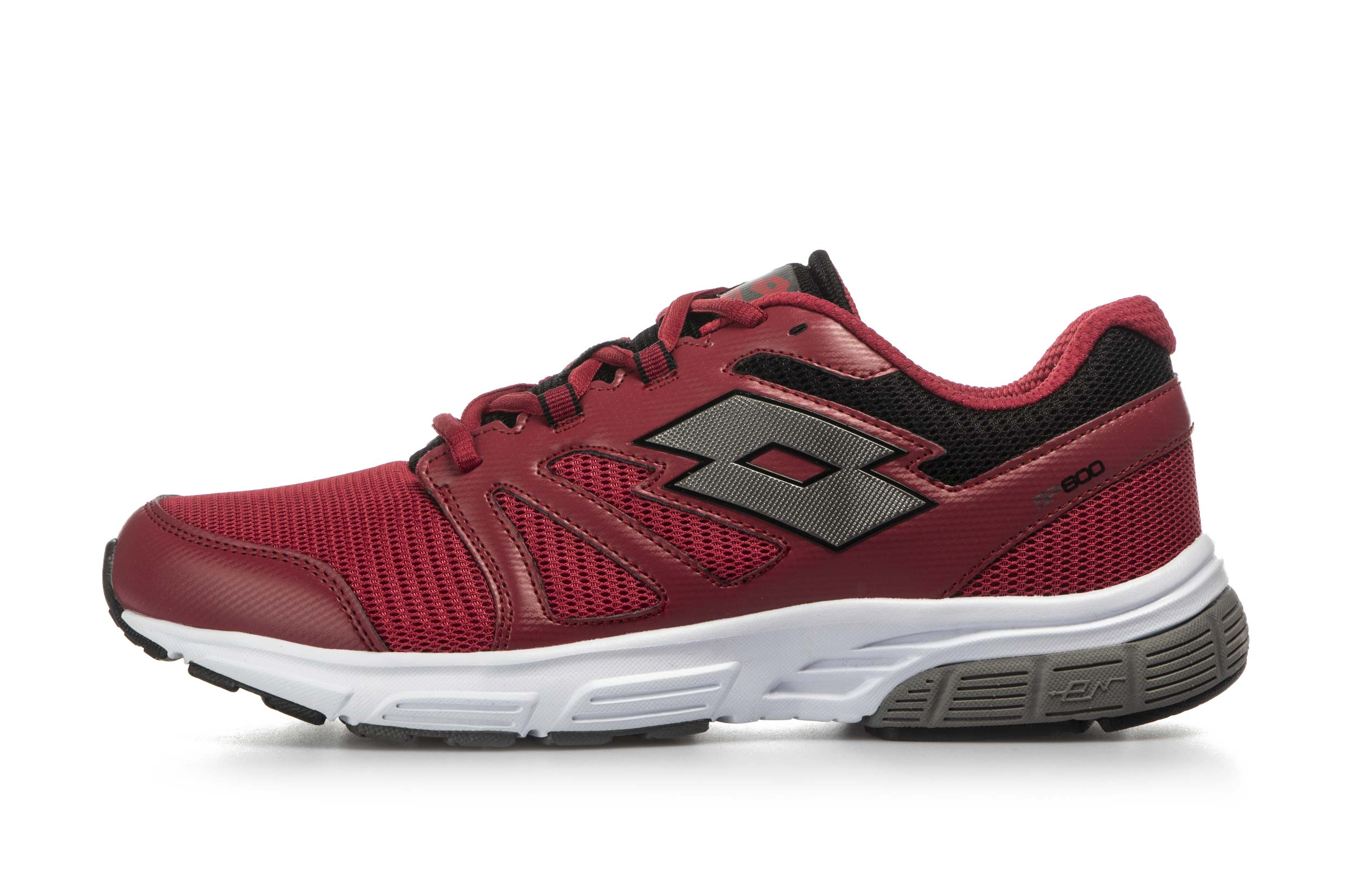 LOTTO SPEEDRIDE 600 V 210644-POPE RED/GRAVITY Κόκκινο