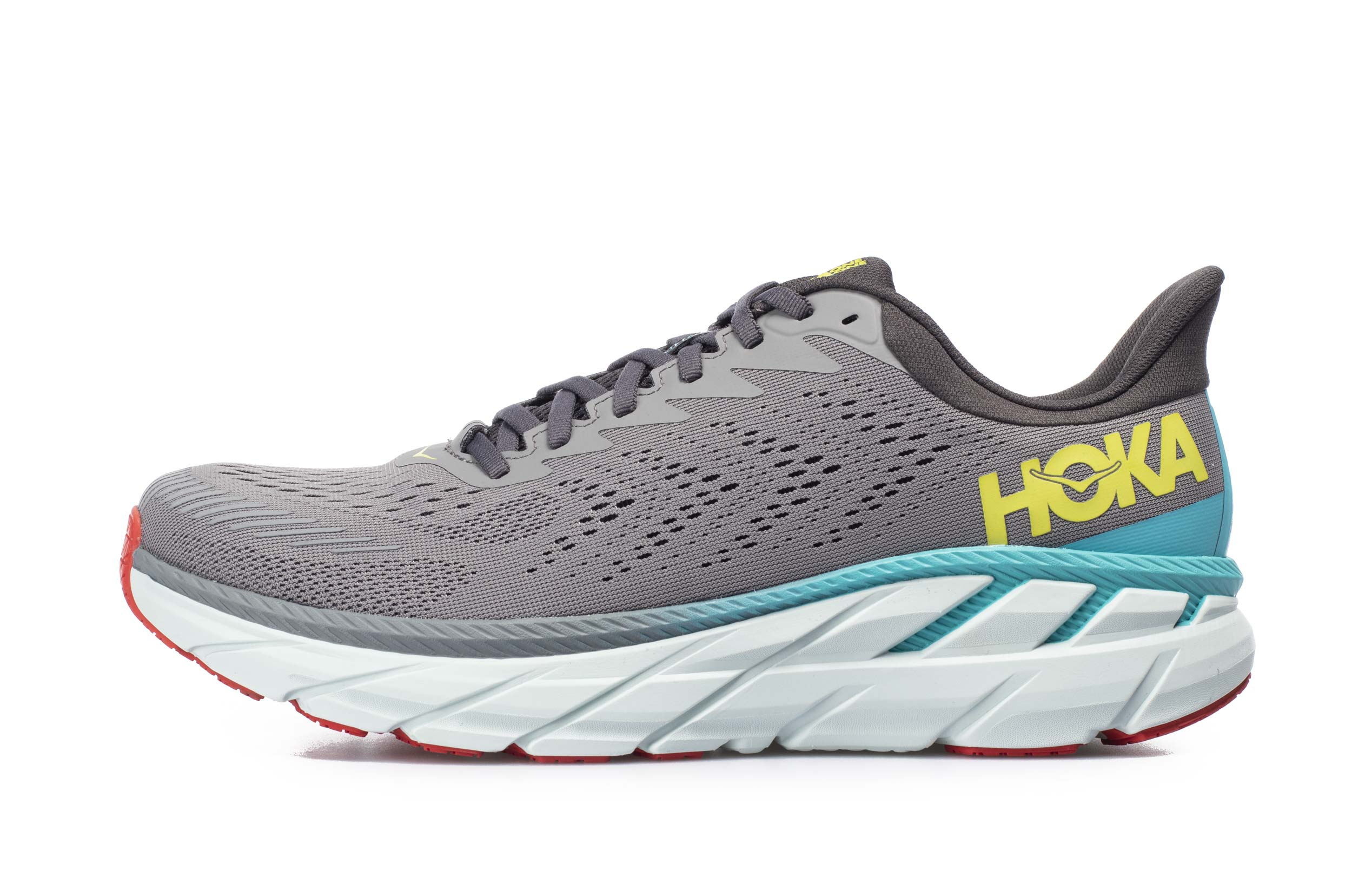 HOKA ONE ONE CLIFTON 7 1110508-WDDS Γκρί