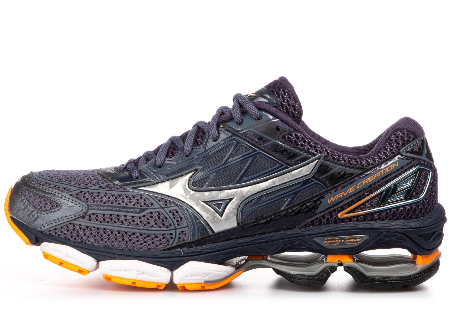 MIZUNO WAVE CREATION 19 J1GR1701-01 Ανθρακί