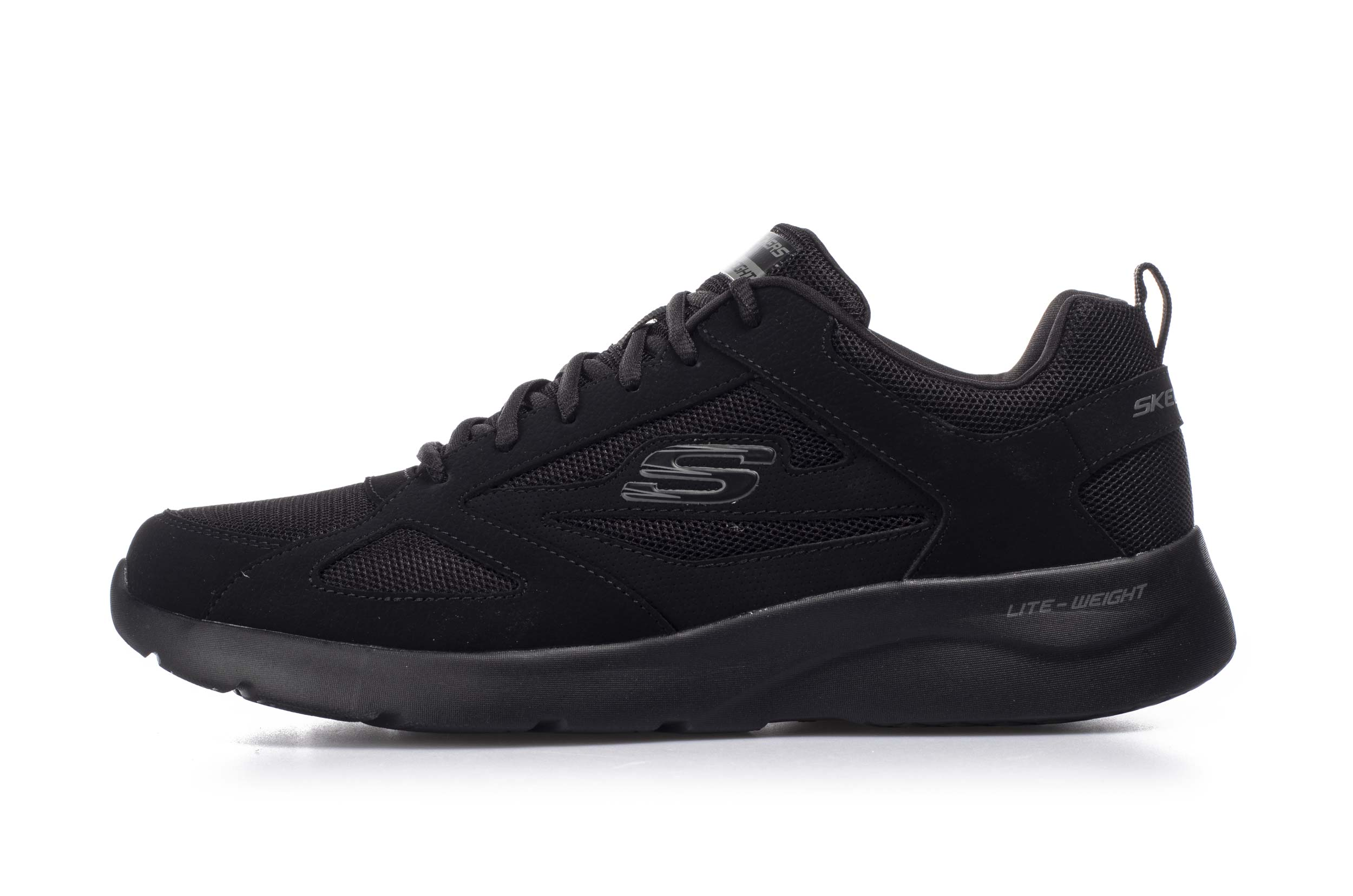 SKECHERS DYNAMIGHT 2.0 – FALLFORD 58363-BBK Μαύρο
