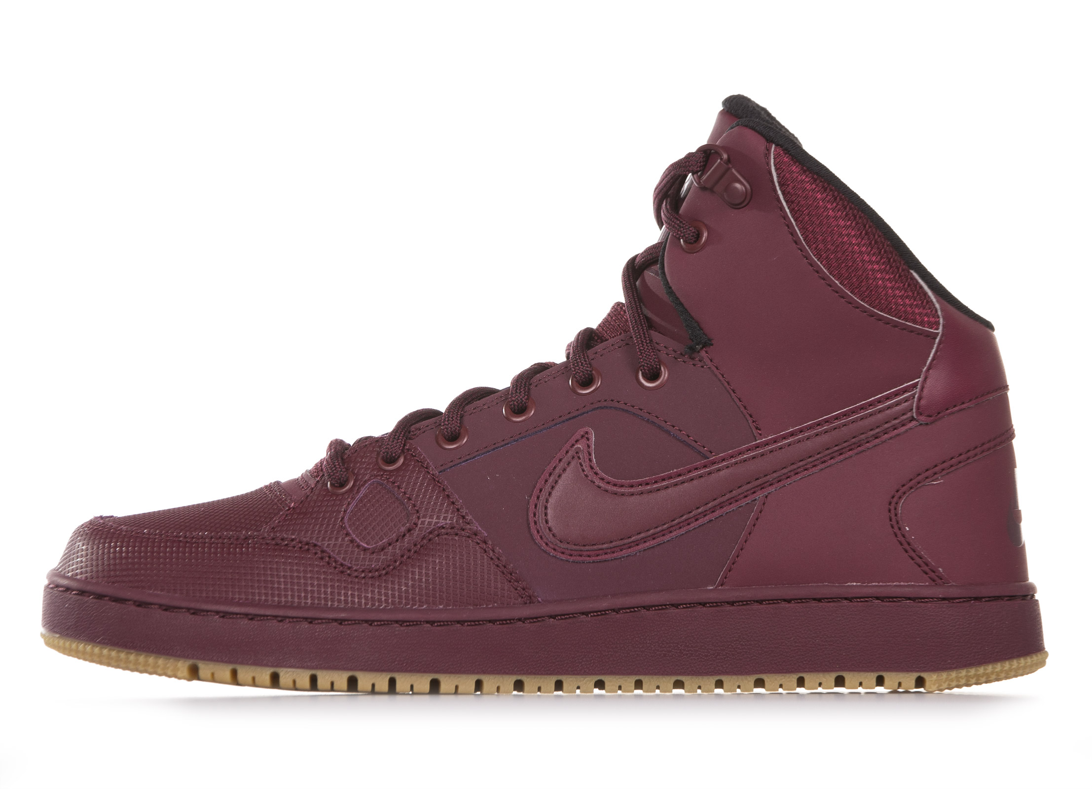 NIKE SON OF FORCE MID 807242 Μπορντό