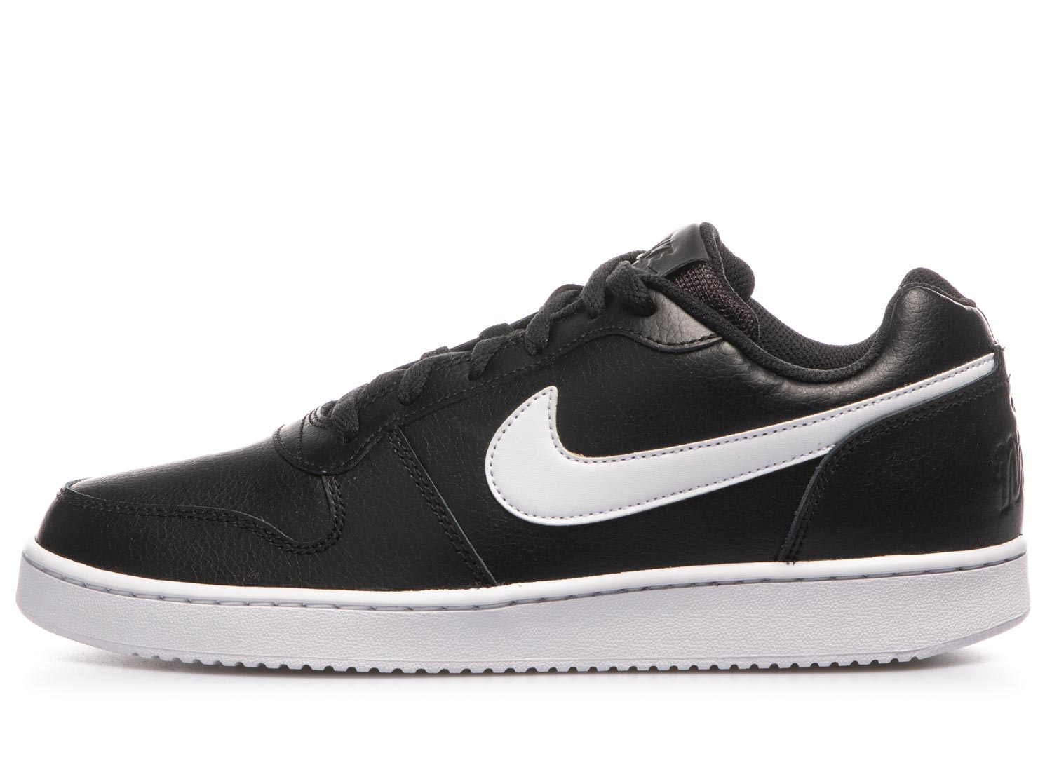 NIKE EBERNON LOW AQ1775-002 Μαυρο