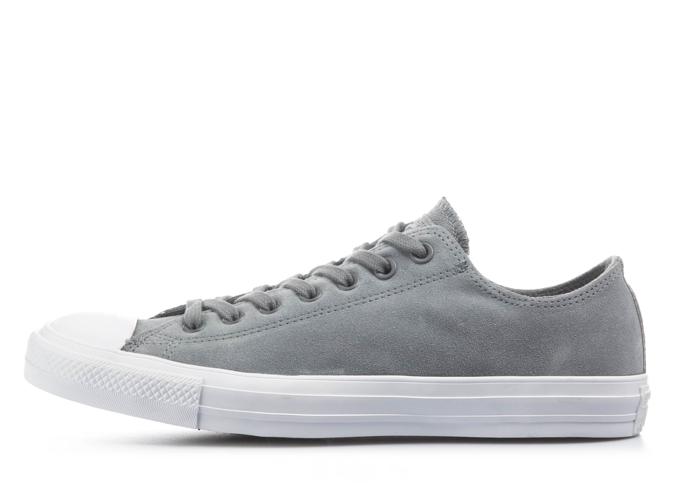 Converse Chuck Taylor All Star Plush Suede 157600C Γκρί