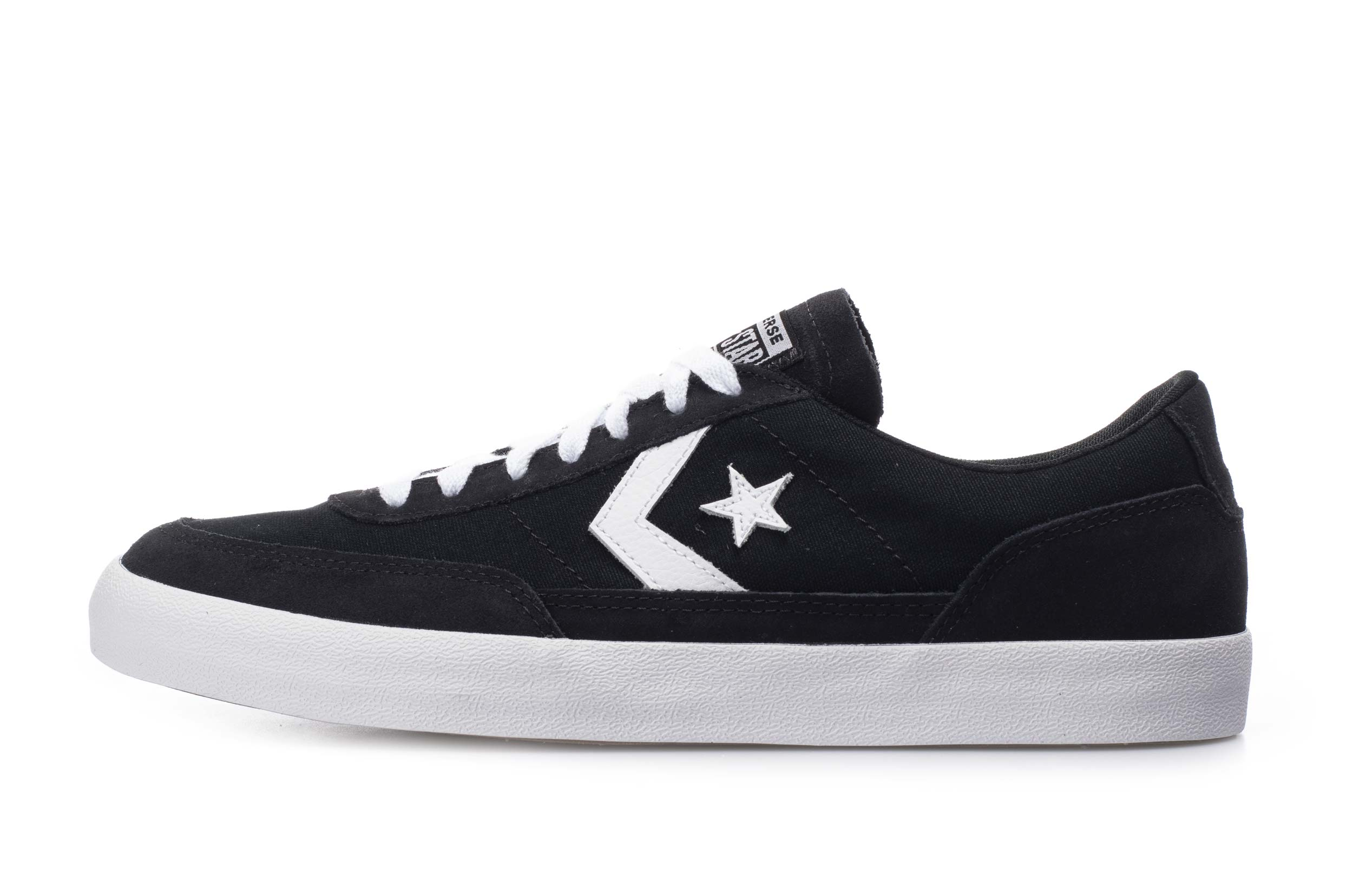 Converse SUEDE _ LEATHER NET STAR CLASSIC 166868C Μαύρο