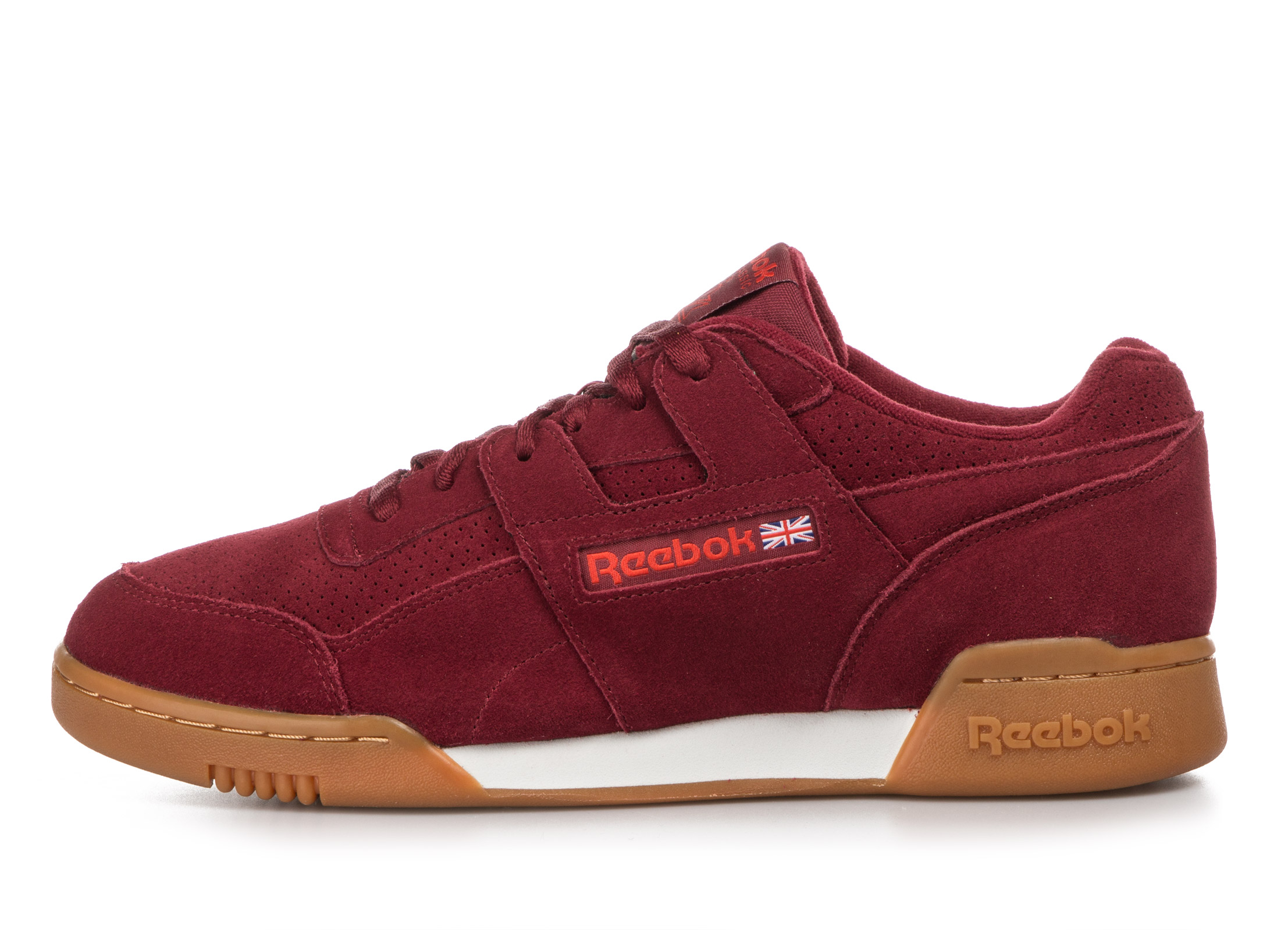 Reebok Classics WORKOUT PLUS MU CN5196 Μπορντό