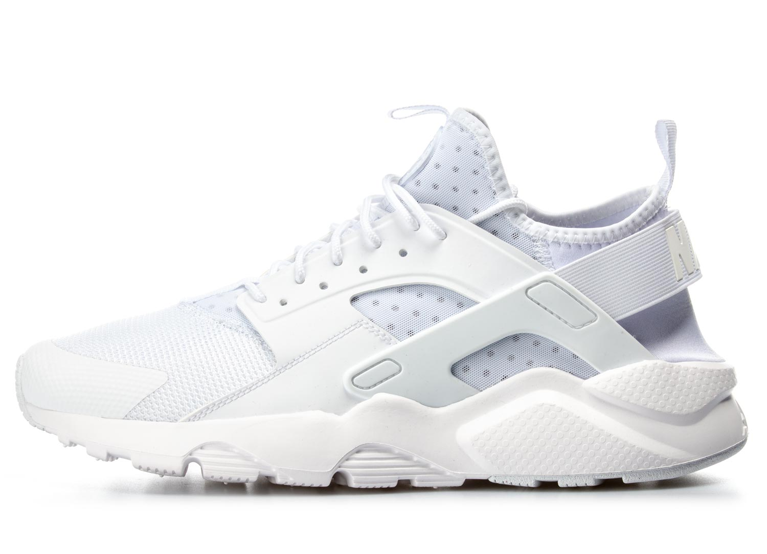 NIKE AIR HUARACHE RUN ULTRA 819685-101 Λευκό