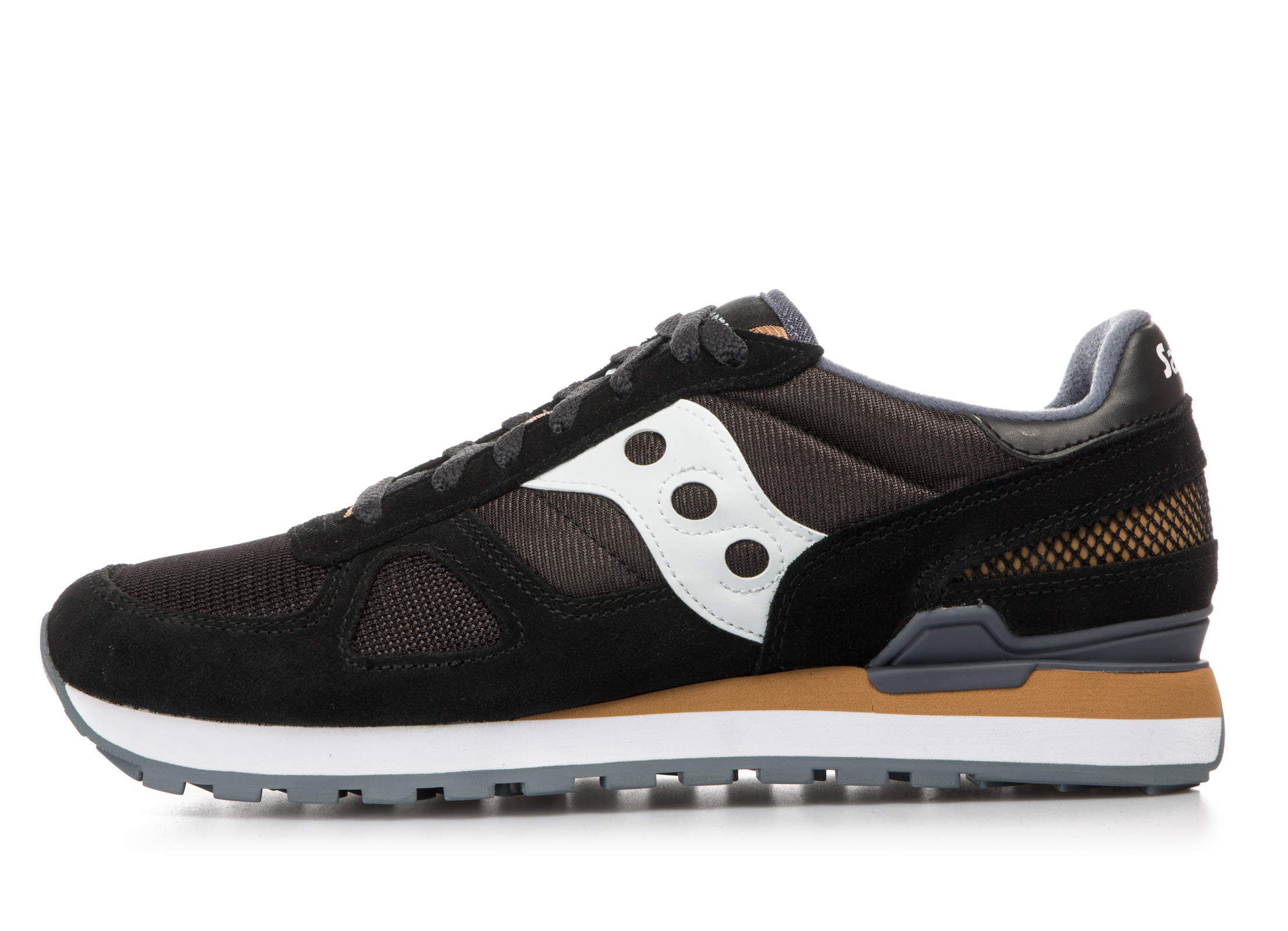 SAUCONY SHADOW ORIGINAL S2108-686 Μαύρο