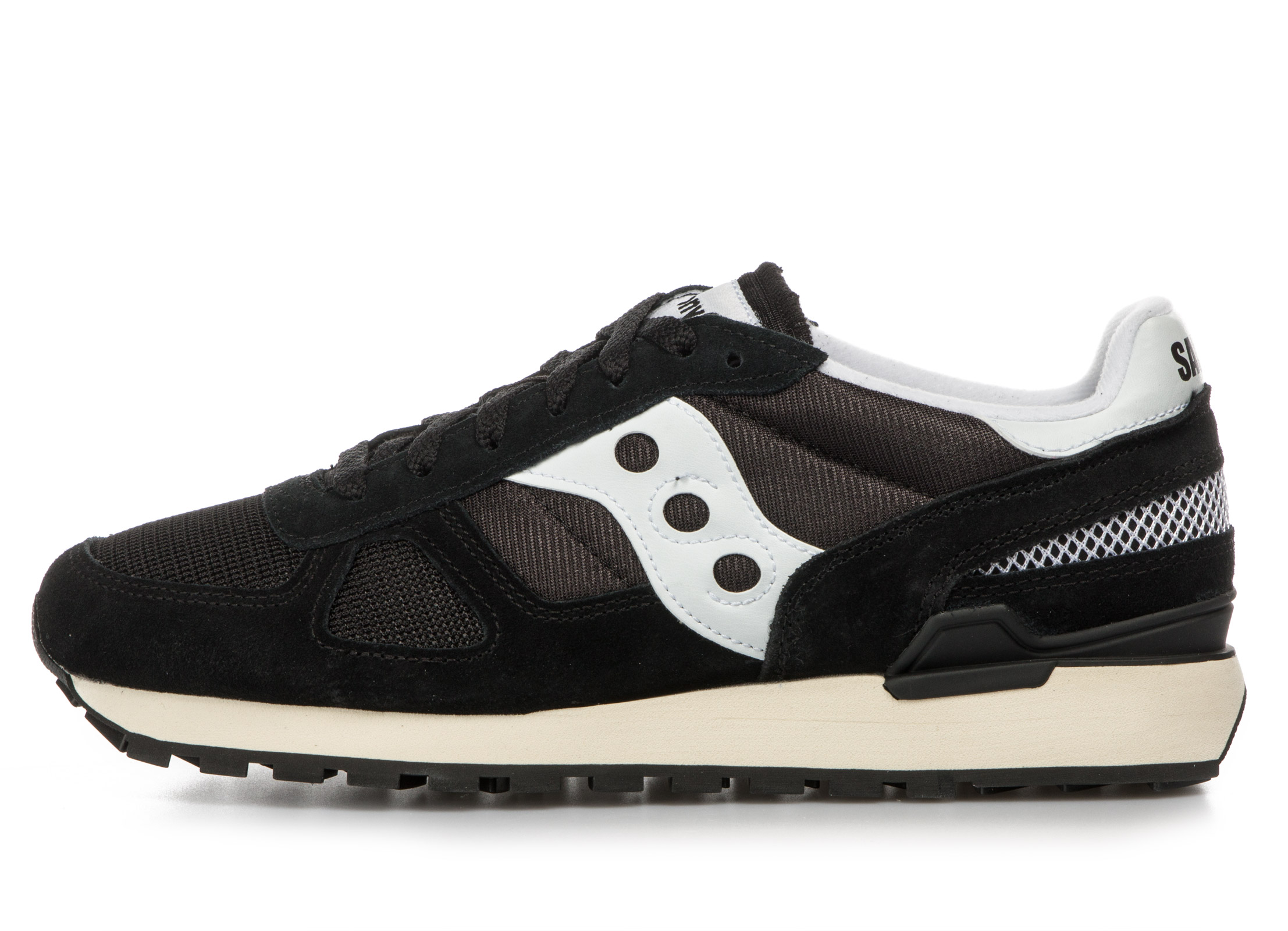 SAUCONY SHADOW ORIGINAL VINTAGE S70424-2 Μαύρο