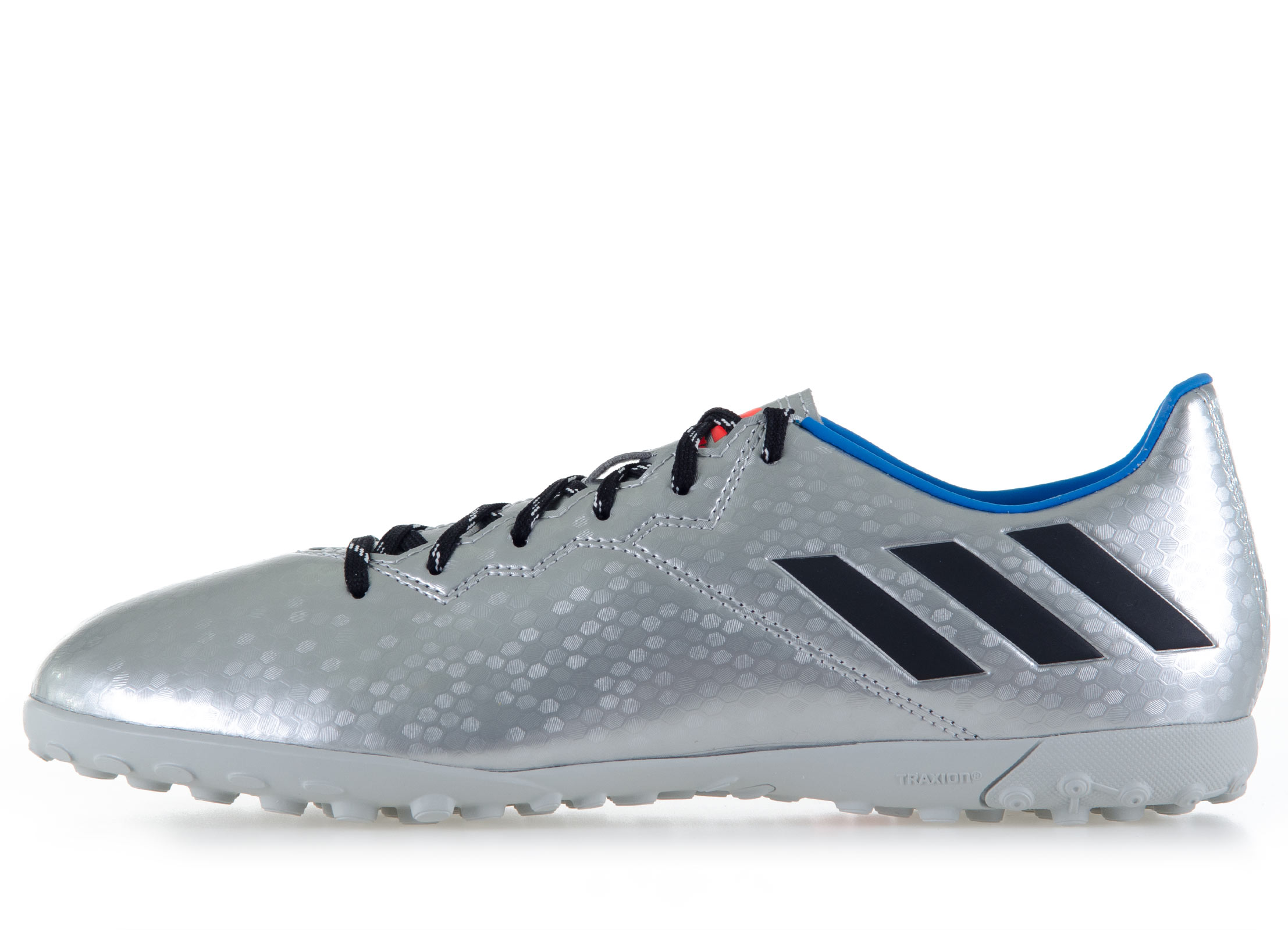 SOCCER adidas Performance MESSI 16.4 S79657 Ασημί