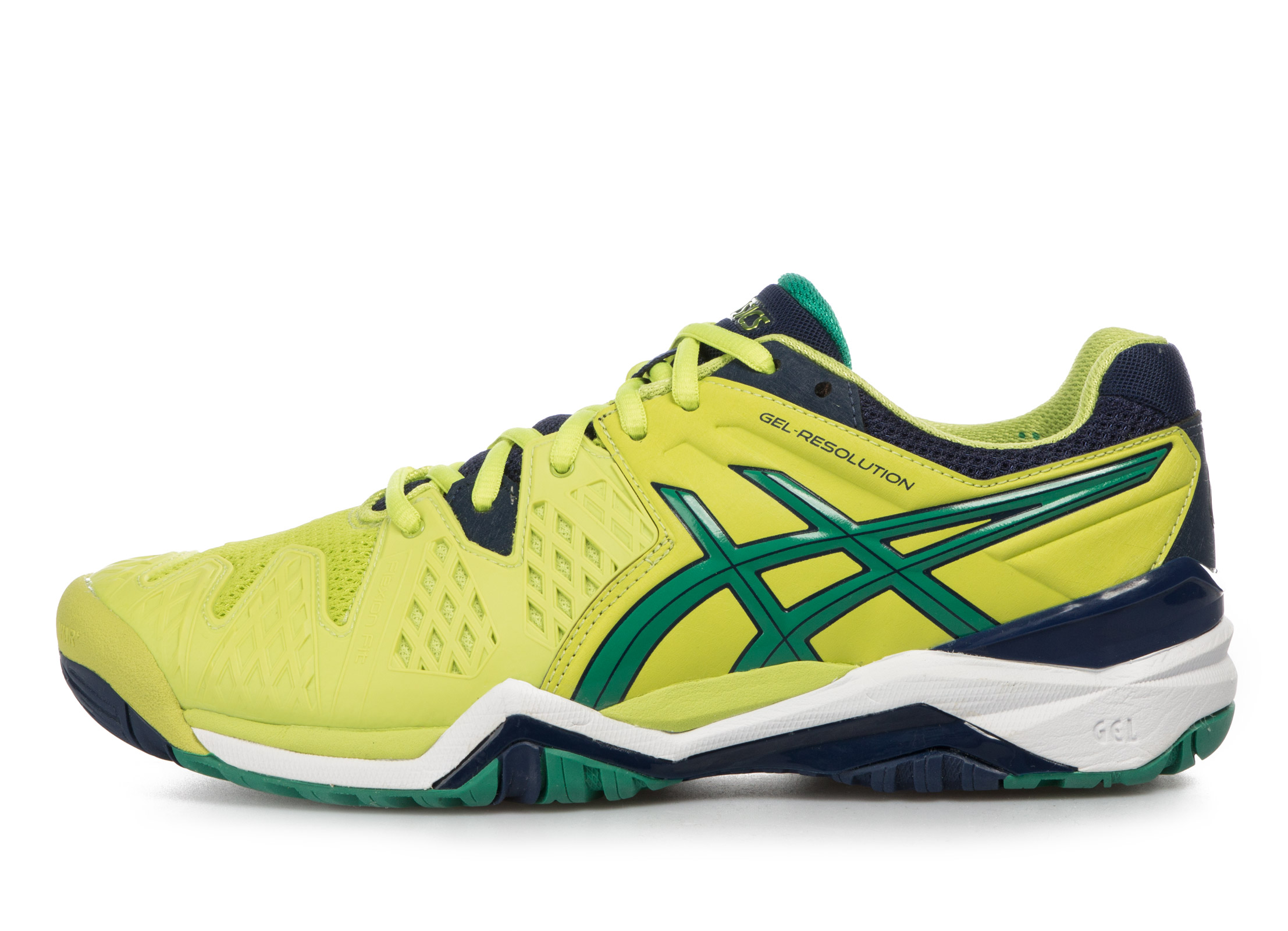 ASICS GEL-RESOLUTION 6 E500Y-0588 Λαχανί