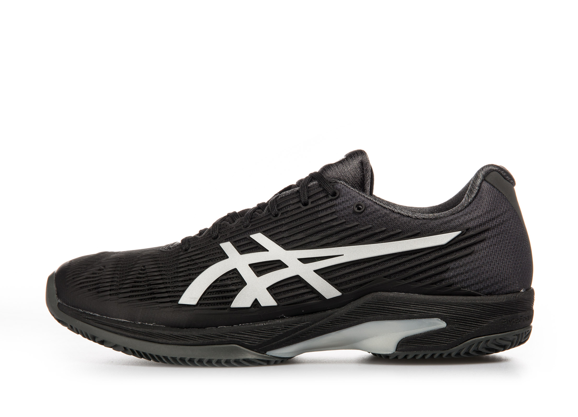 ASICS SOLUTION SPEED FF CLAY 1041A004 Μαύρο