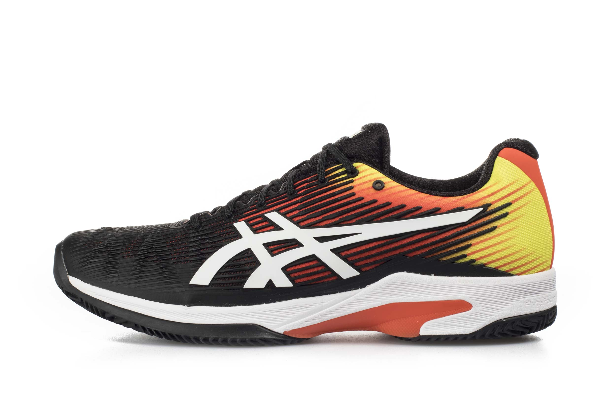 ASICS SOLUTION SPEED FF CLAY 1041A004-809 Μαύρο