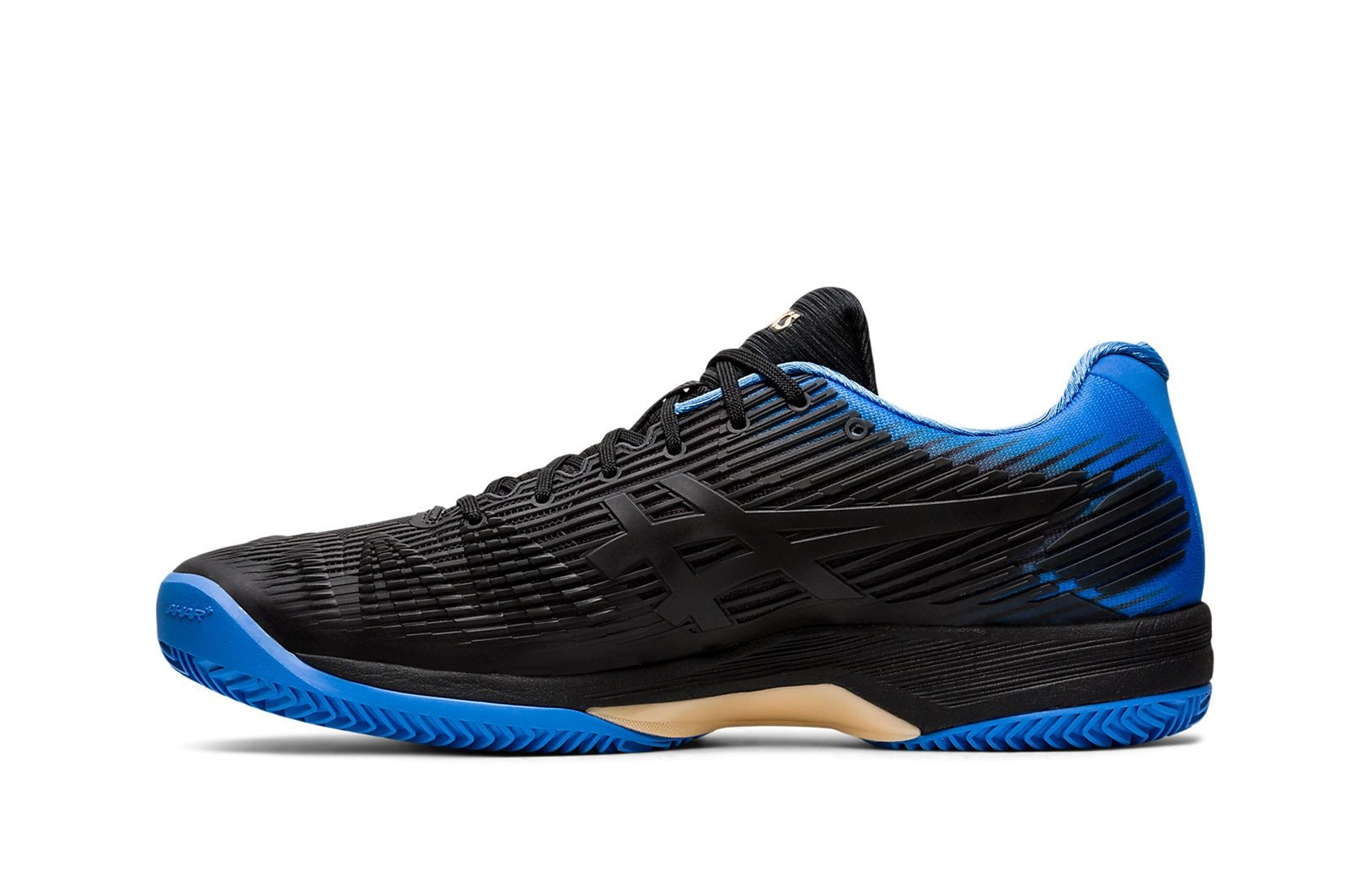 ASICS SOLUTION SPEED FF CLAY 1041A004-012 Μαύρο
