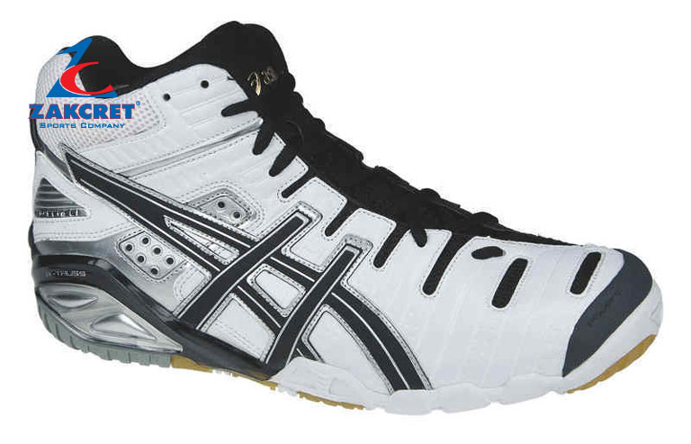 VOLLEY ASICS GEL-SENSEI 3 HI B900Y-0190 Λευκό