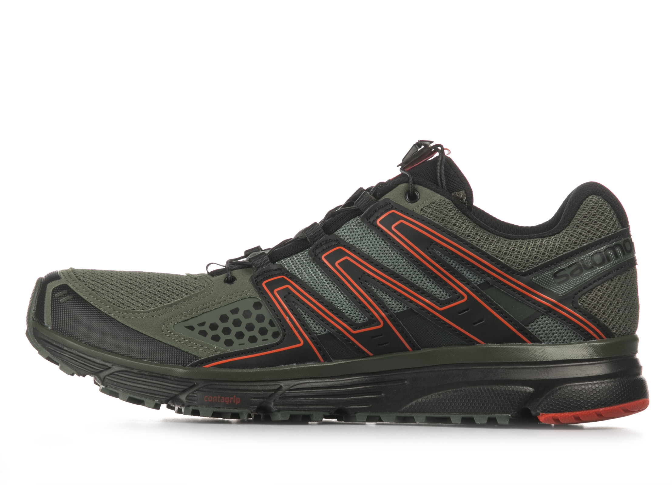 SALOMON X-MISSION 3 L379138 Χακί