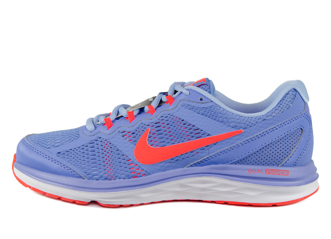 RUNNING NIKE DUAL FUSION 3 654446 [SP15] Μωβ