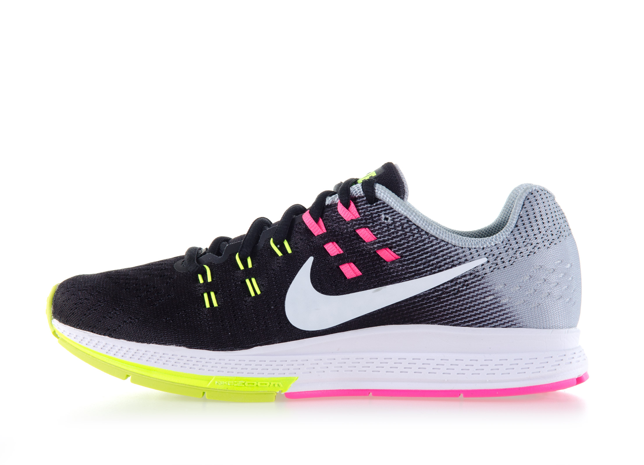 NIKE AIR ZOOM STRUCTURE 806584 Μαύρο