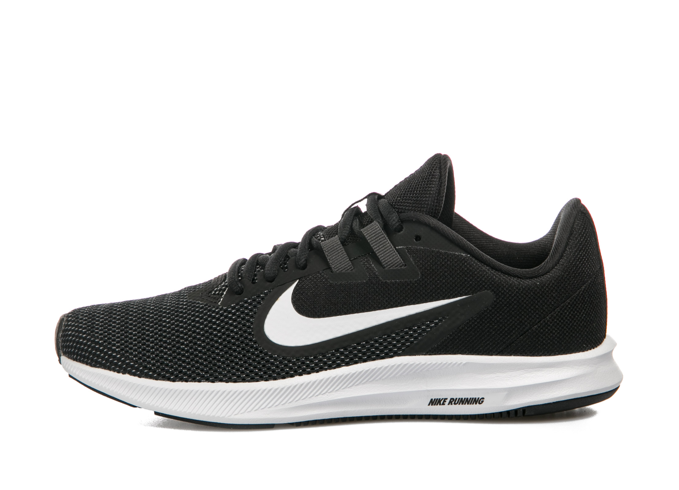 NIKE DOWNSHIFTER 9 AQ7486-001 Μαύρο