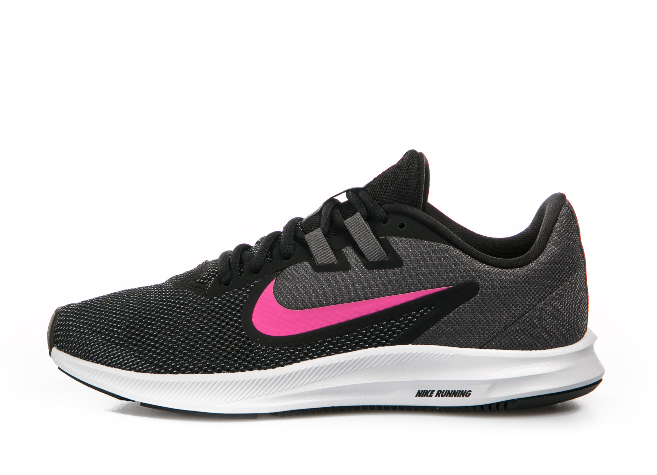 NIKE DOWNSHIFTER 9 AQ7486-002 Μαυρο