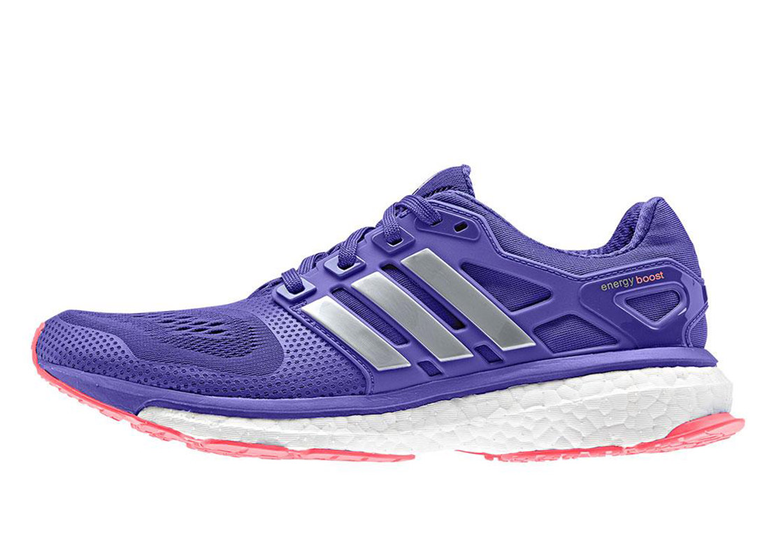 RUNNING adidas ENERGY BOOST B40902 Μωβ