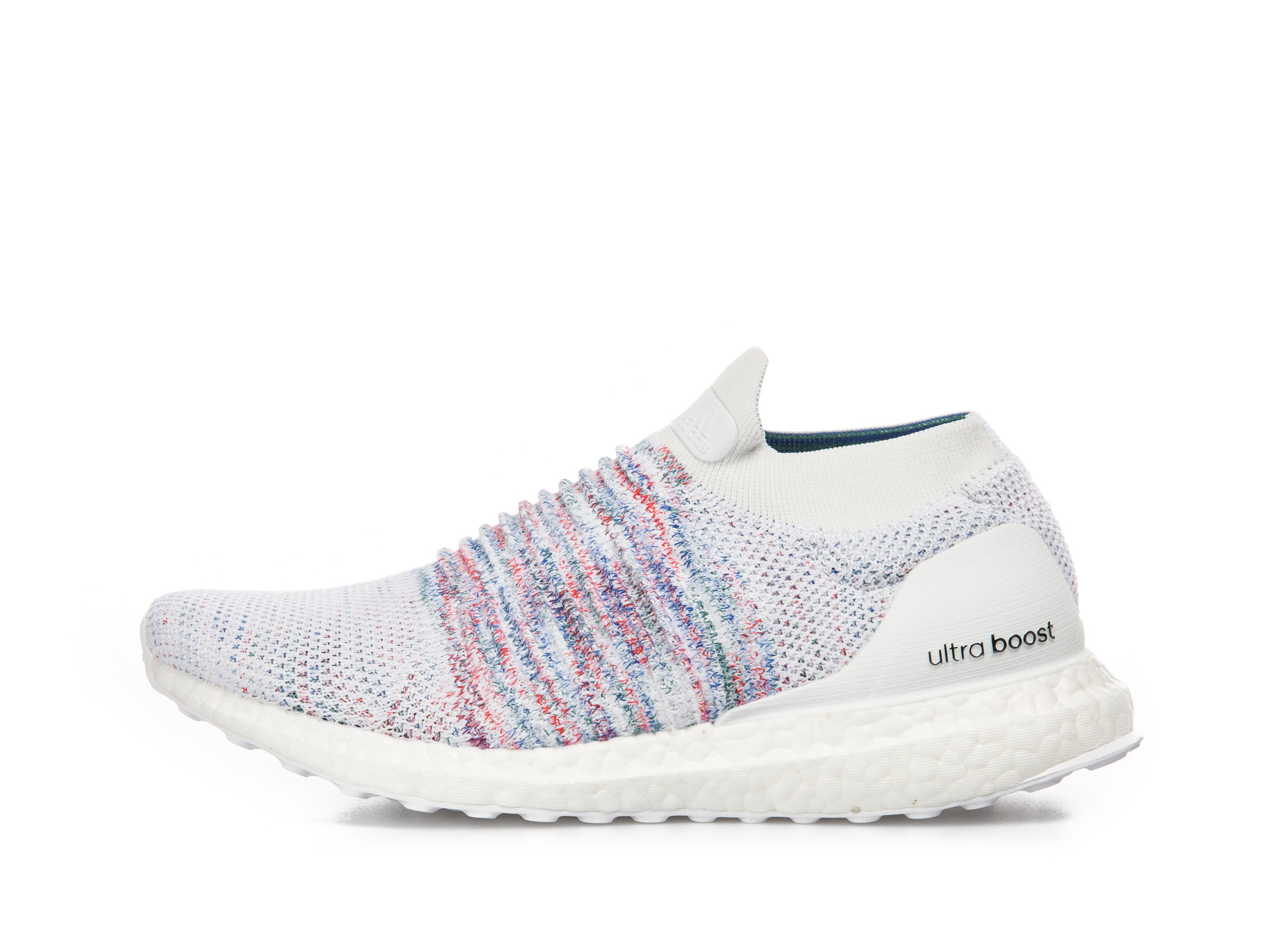 adidas Performance UltraBOOST LACELESS B75857 Λευκό